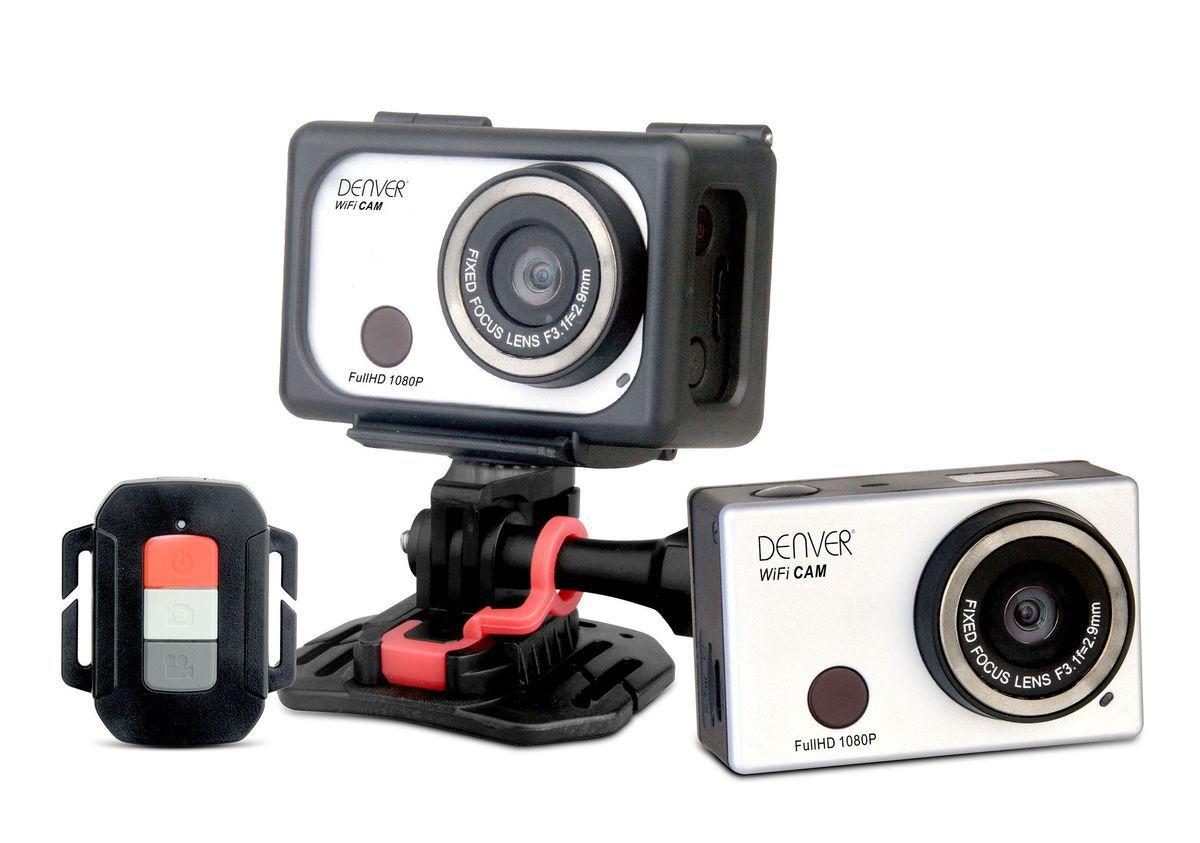 DENVER Denver Actioncam »AC-5000W MK2 inkl. Wi-Fi & Wasserschutzcase«