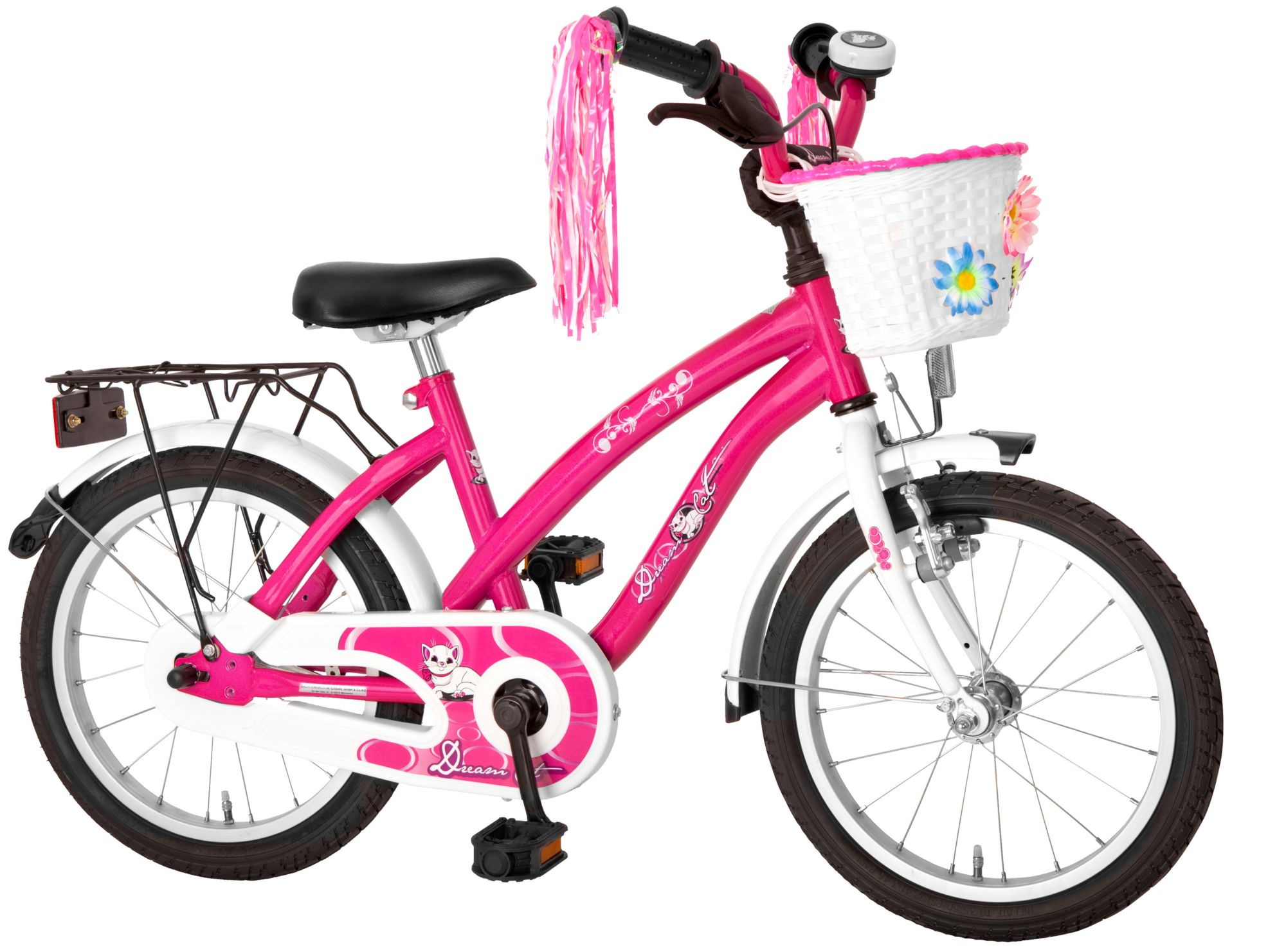 CYCLES4KIDS Cycles4Kids Kinderfahrrad »Dream Cat, 31,75 cm (12,5 Zoll) bis 45,72 cm (18 Zoll)«