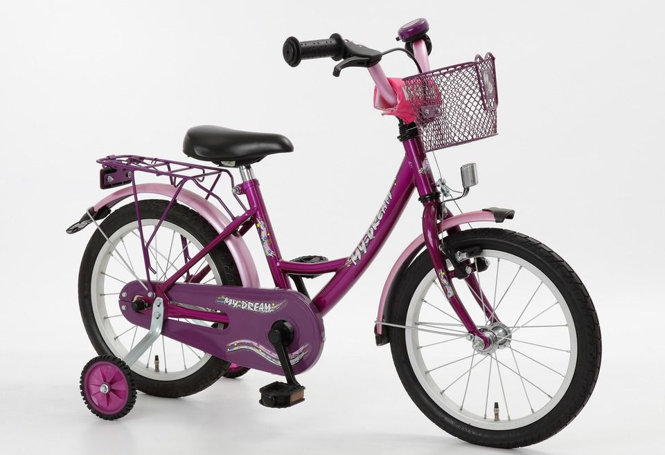 CYCLES4KIDS Cycles4Kids Kinderfahrrad »My Dream, 40,64 cm (16 Zoll)«