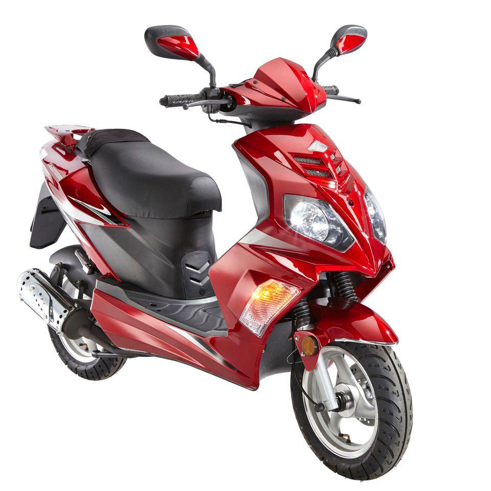 Flex Tech  Motorroller » Topspeed«