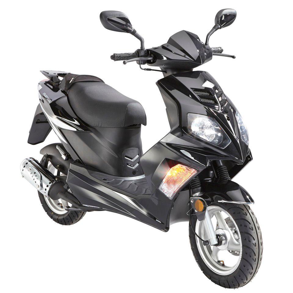 Flex Tech  Motorroller » Topspeed 50 ccm«