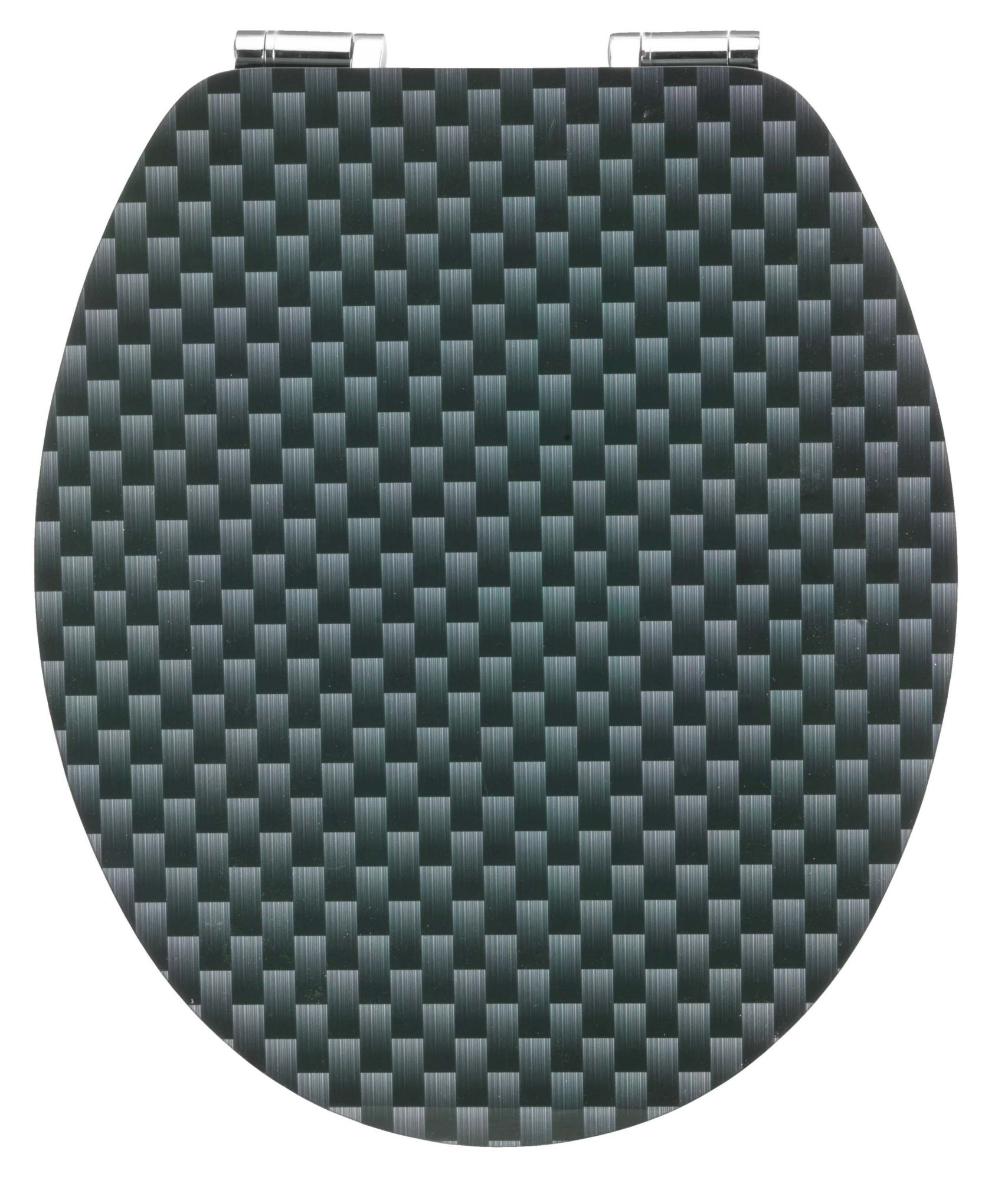 CORNAT Cornat WC-Sitz »Carbon«, Mit Absenkautomatik