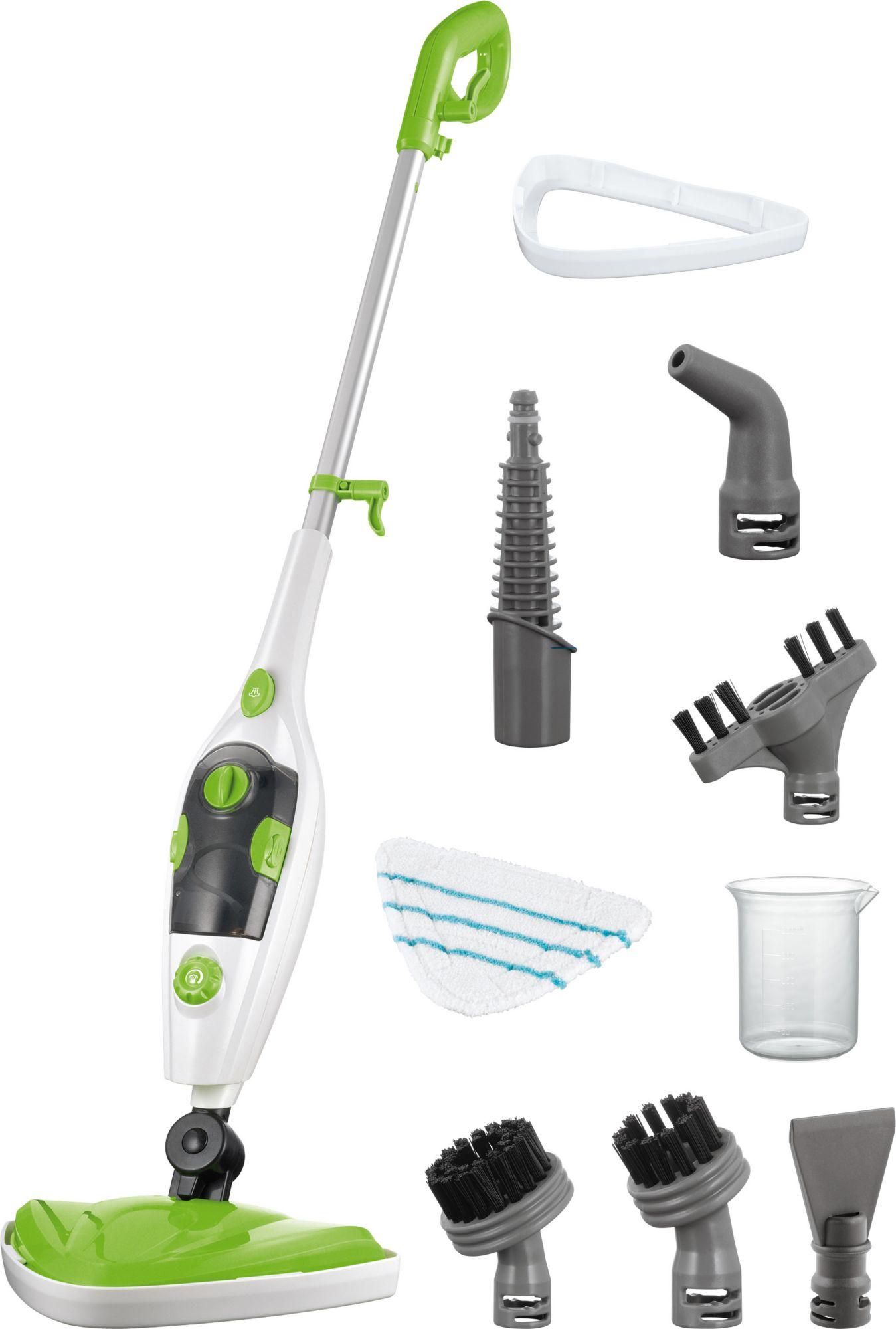 CLEAN MAXX cleanmaxx Dampfbesen 3in1