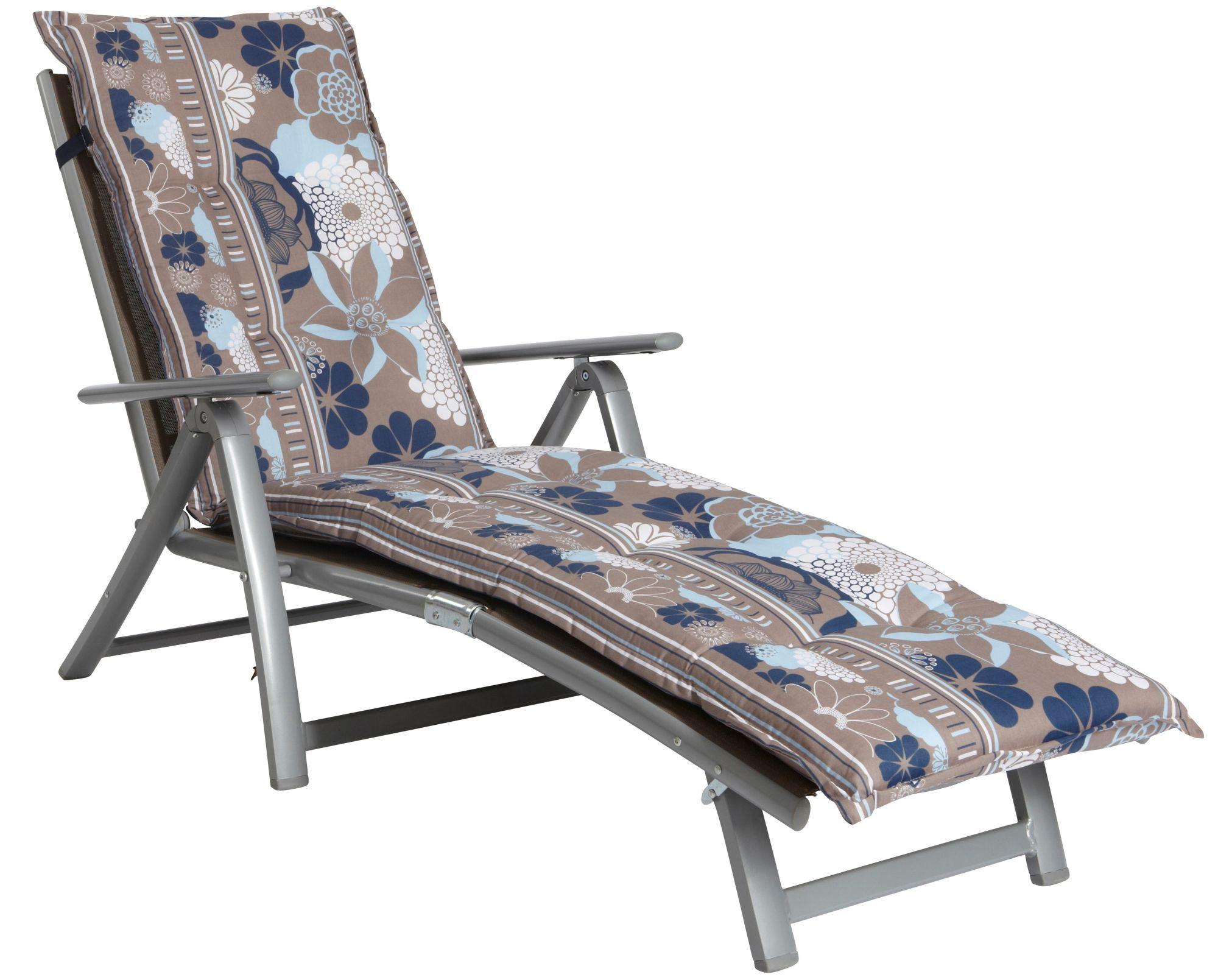 GO DE Go-De Liegenauflage »Amalfi«, (L/B): ca. 190x50 cm