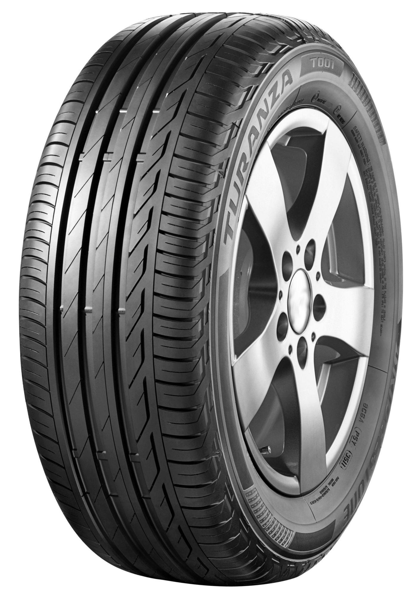 BRIDGESTONE Bridgestone Sommerreifen »Bridgestone Turanza T001«
