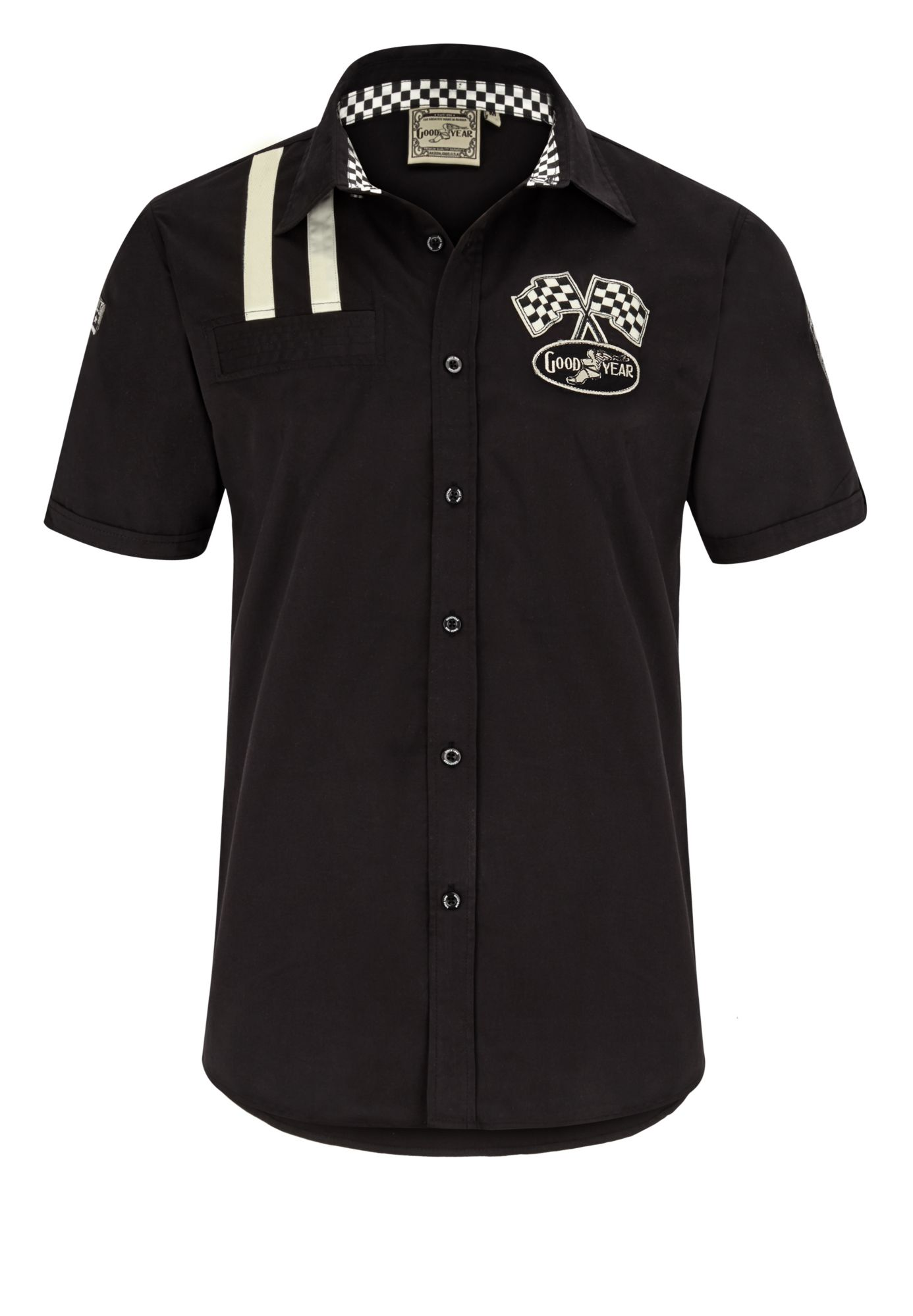 GOODYEAR Goodyear Hemd »SHINROCK«