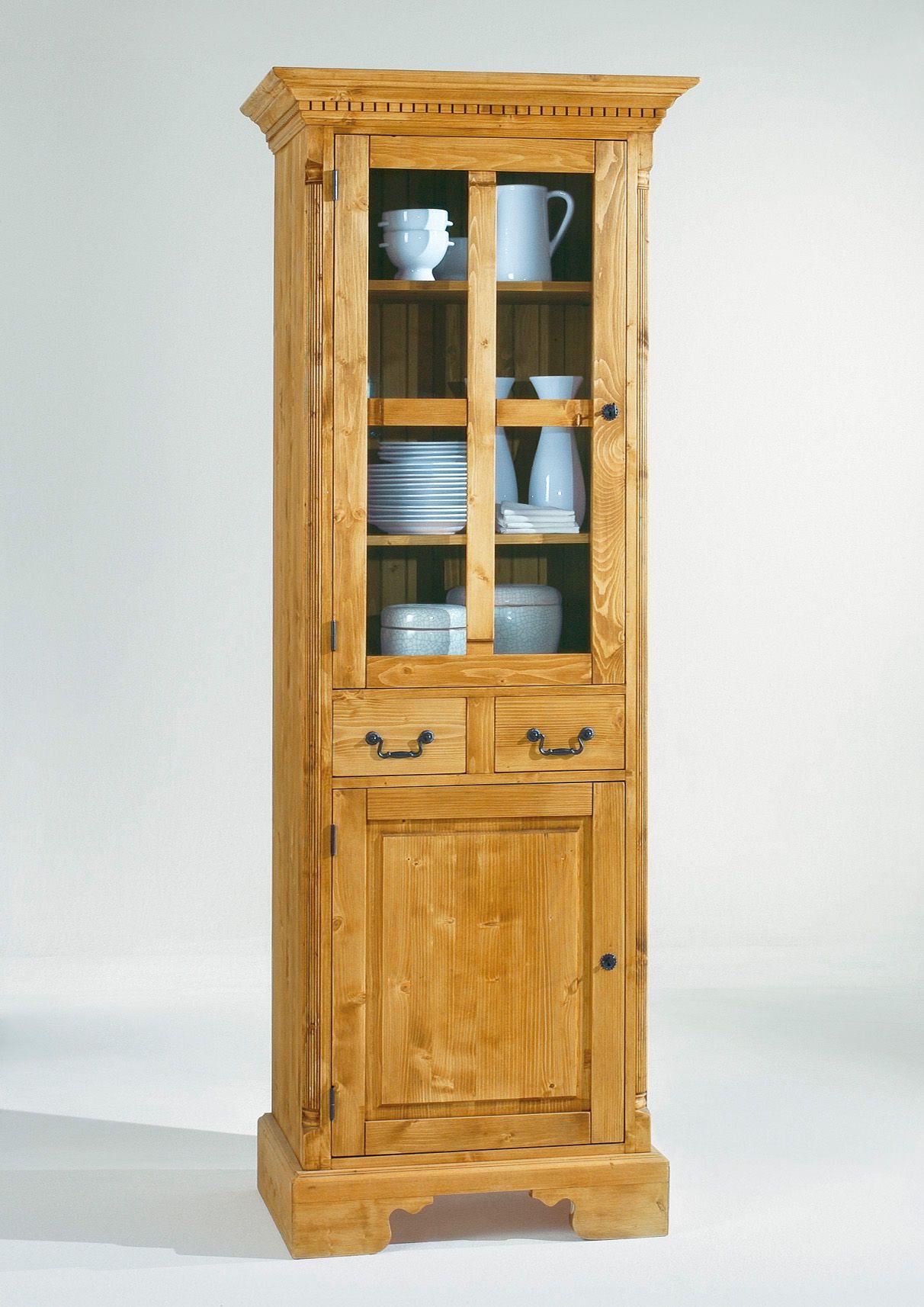 FAVORIT Favorit Vitrine »Oxford«, Höhe 213 cm