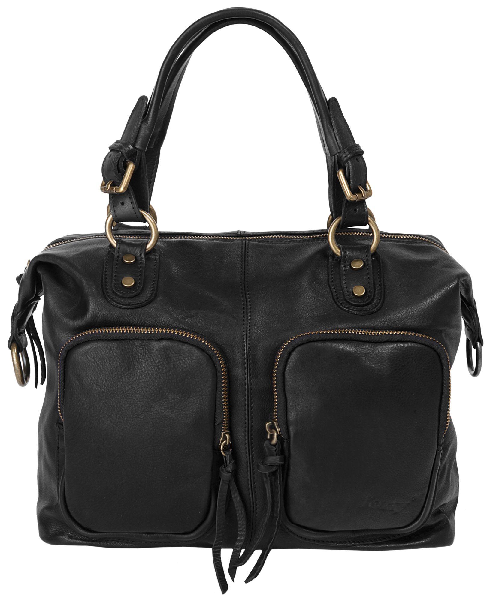 FORTY DEGREES Forty degrees Leder Damen Handtasche