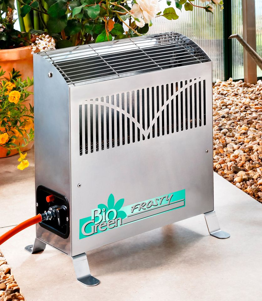 BIOGREEN Biogreen Gasheizung »Frosty 2500« für Gewächshäuser