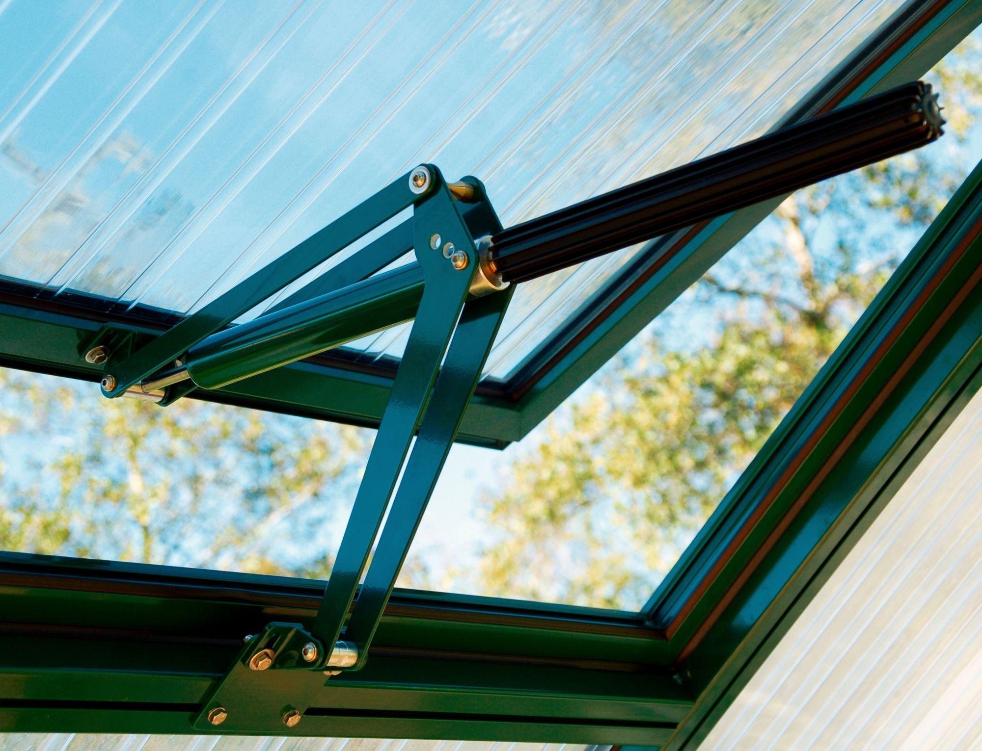 BECKMANN  Automatischer Fensteröffner , für Gewächshaus »Allplanta®« grün