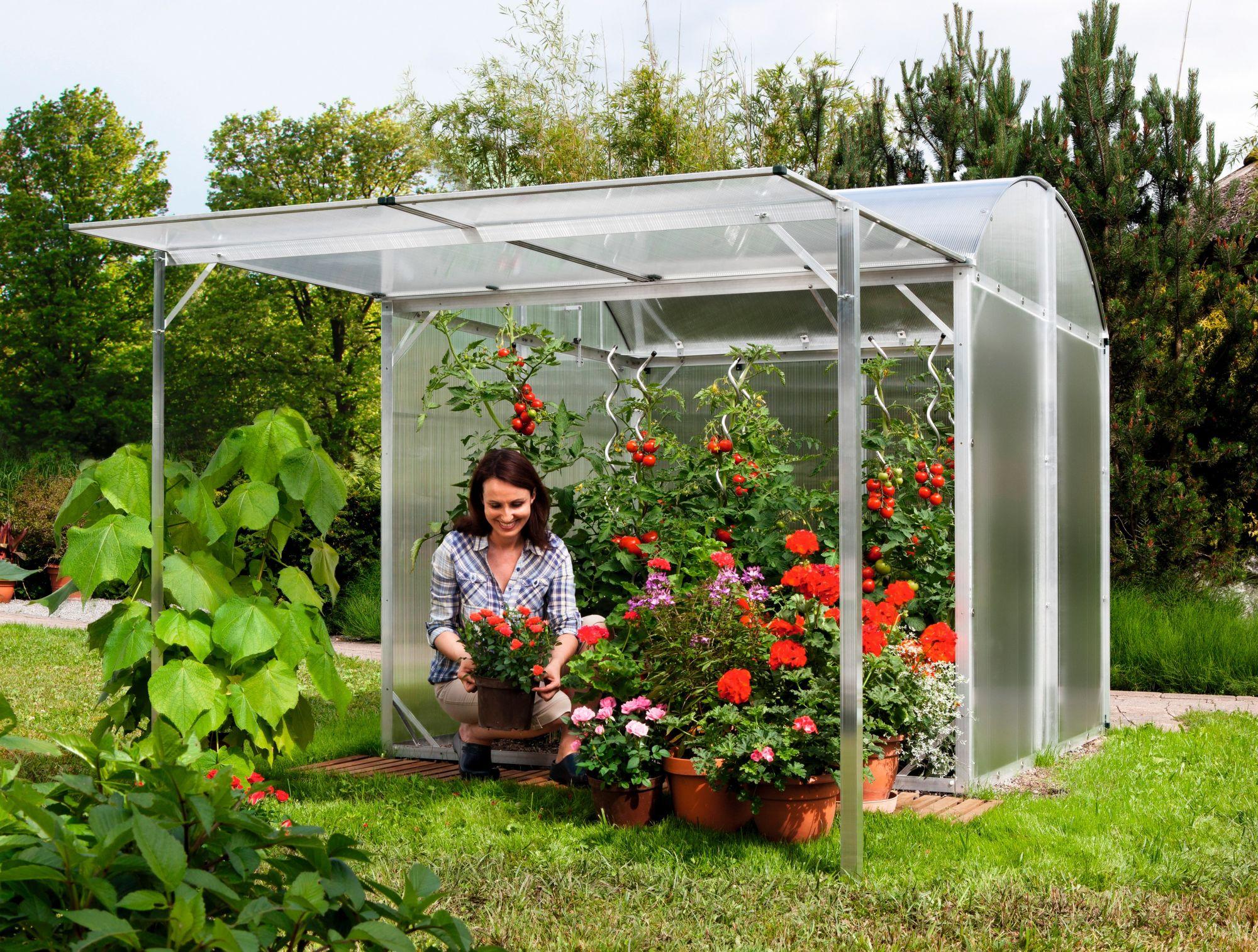 BECKMANN  Aufstellrahmen , Erweiterung für Tomaten-Gewächshaus »GB 1«