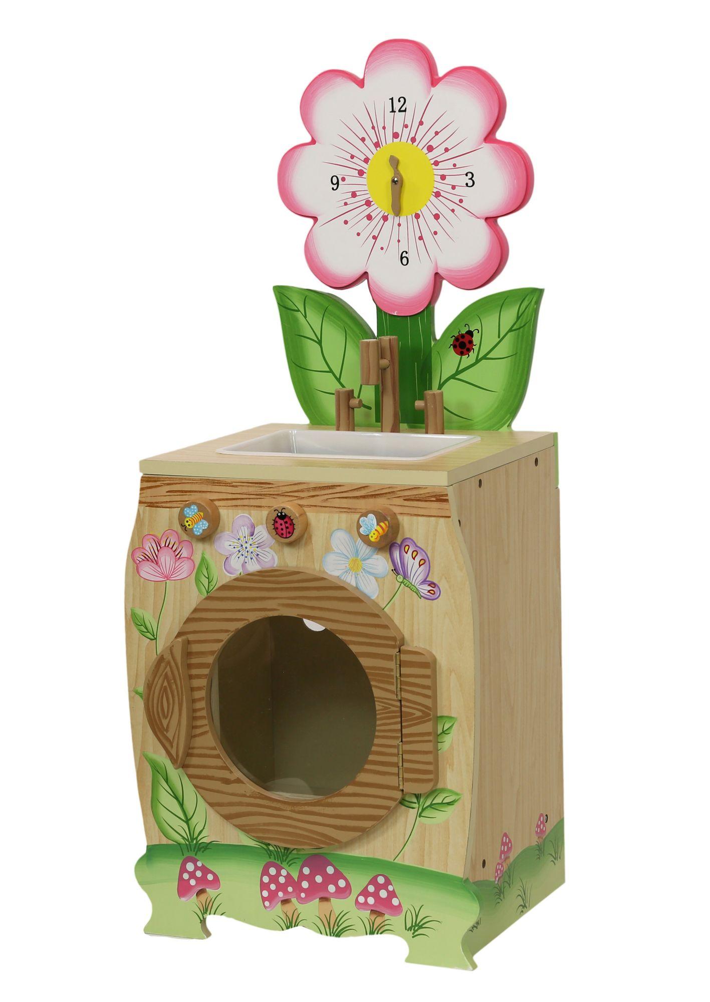 FANTASY FIELDS Fantasy Fields?, Waschmaschine aus Holz »Zauberwald Waschmaschine«