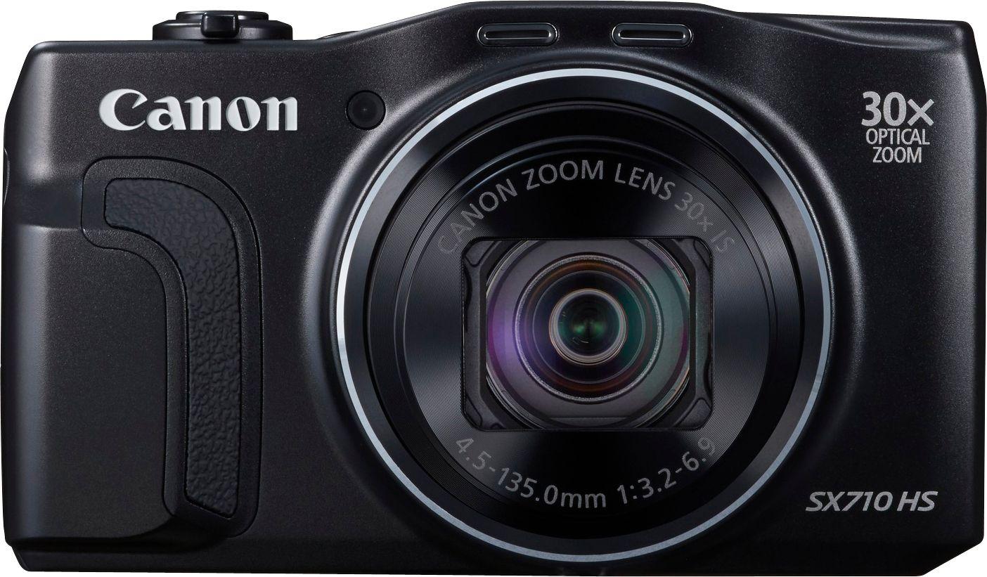 CANON Canon PowerShot SX710 HS Digitalkamera schwarz