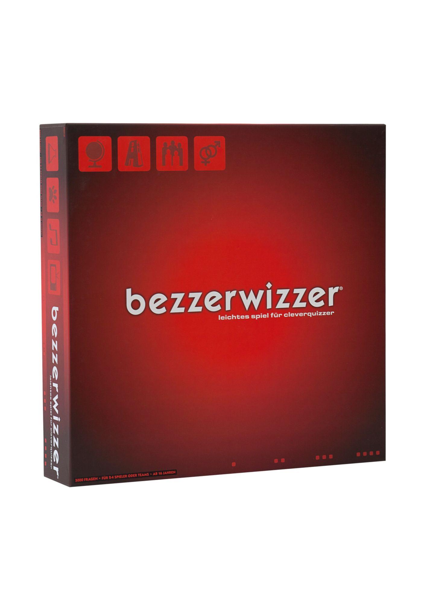 MATTEL Bezzerwizzer, Quizspiel