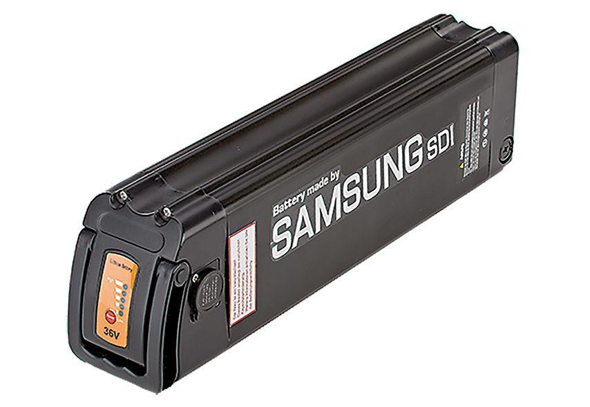 Ersatzakku für Sitzrohr mit Gehäuse für E Bike, 24V/10Ah oder 36V/10Ah, »Modell 478 u. 479«, Samsung