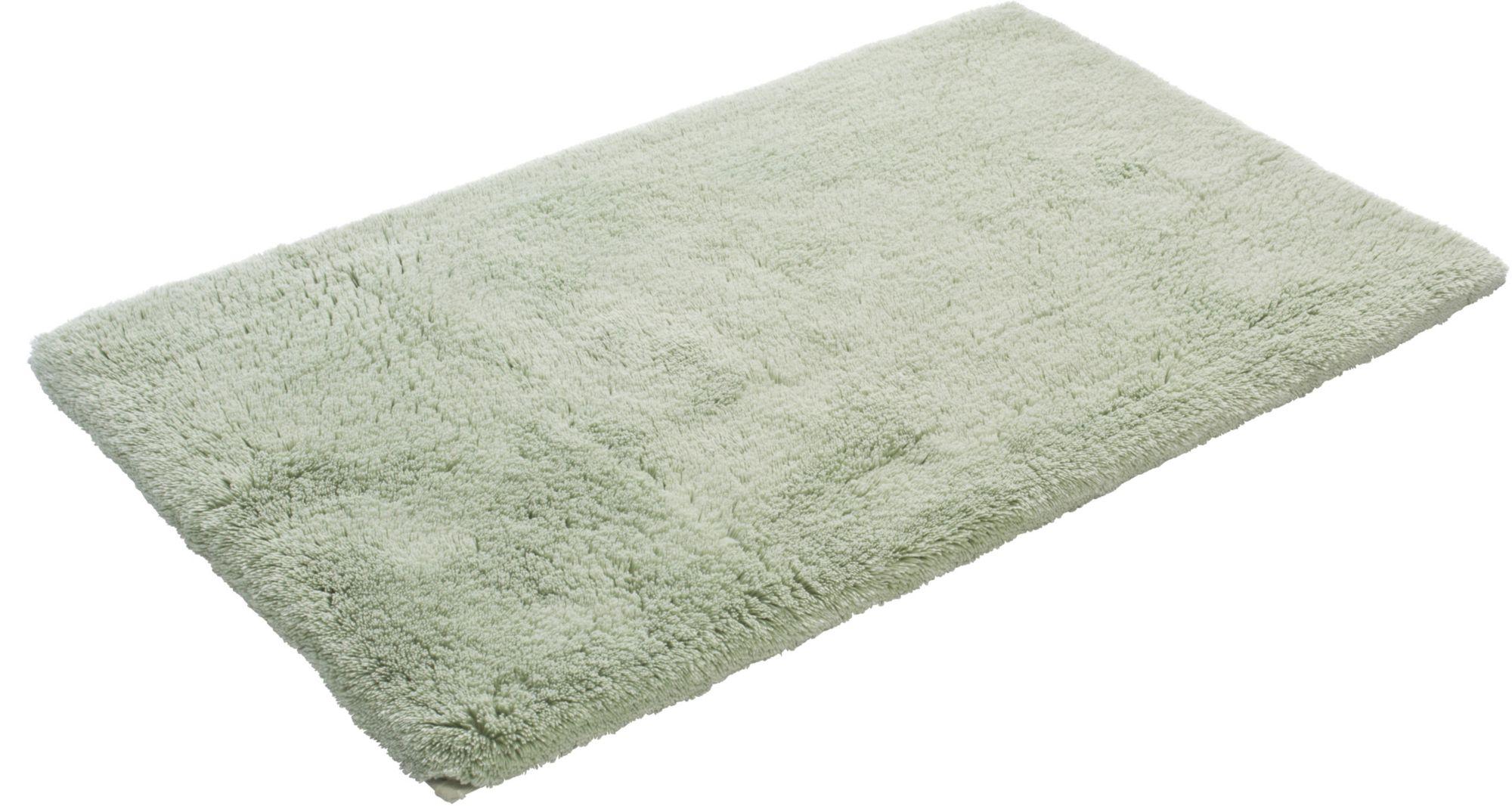 GRUND Badematte, Grund, »CALO«, Höhe 24 mm, Bio-Baumwolle, rutschhemmender Rücken