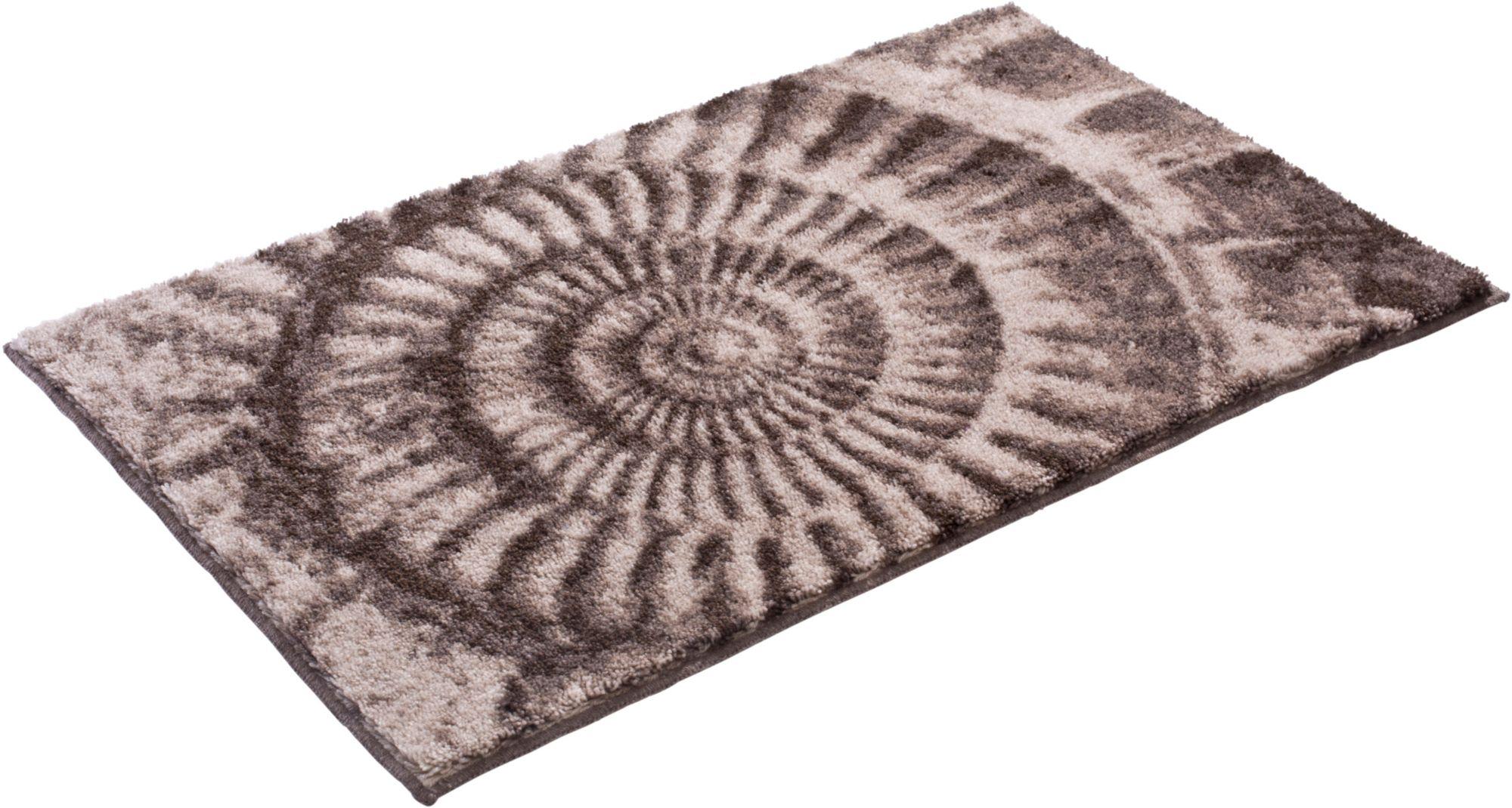 GRUND Badematte, Grund, »AMMONA«, Höhe 20 mm, rutschhemmender Rücken