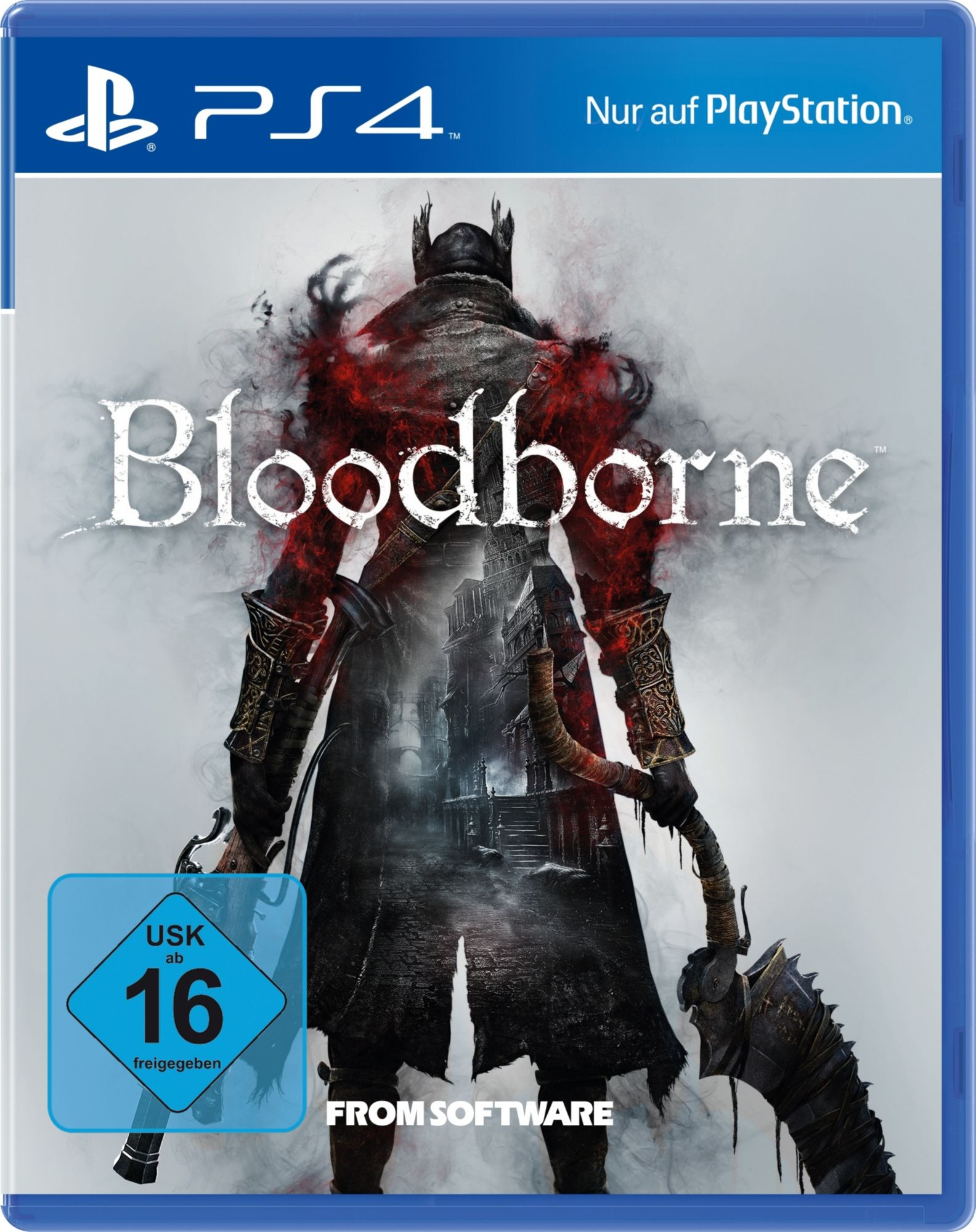 PS4 Bloodborne PlayStation 4