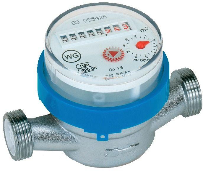 CORNAT Sanitärarmaturenzubehör, Wohnungswasserzähler