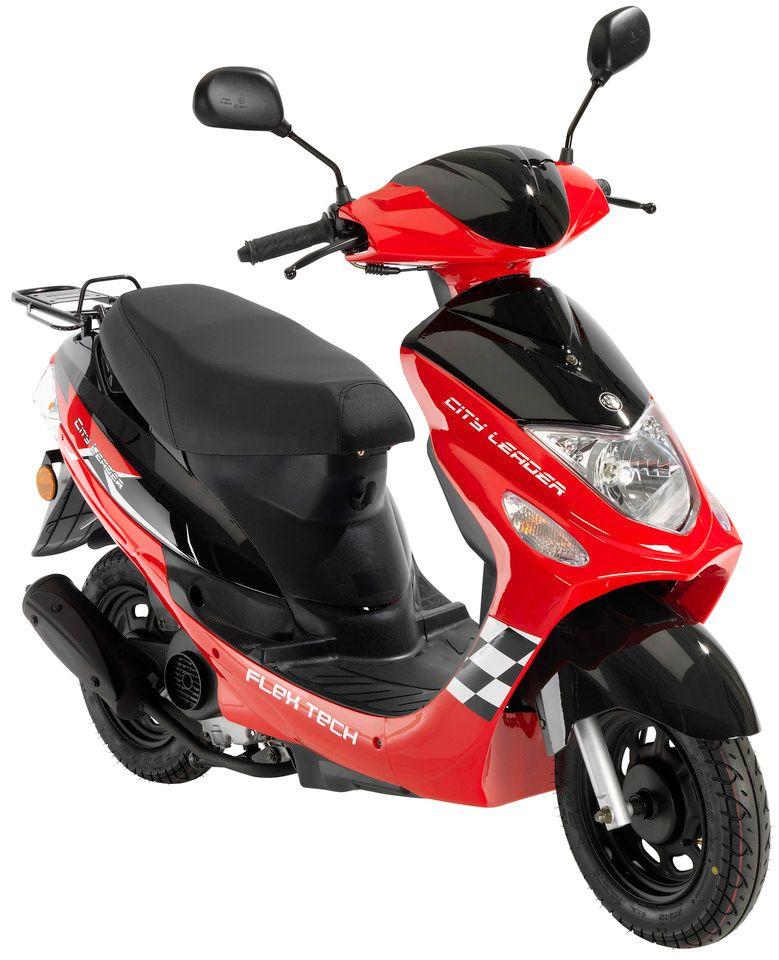 Flex Tech Motorroller »Cityleader«, 50 ccm, 45 km/h
