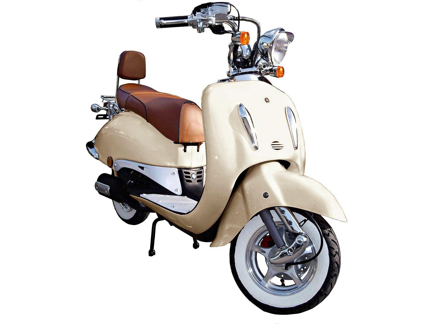 GT UNION Gt Union Motorroller »Strada 50 ccm«