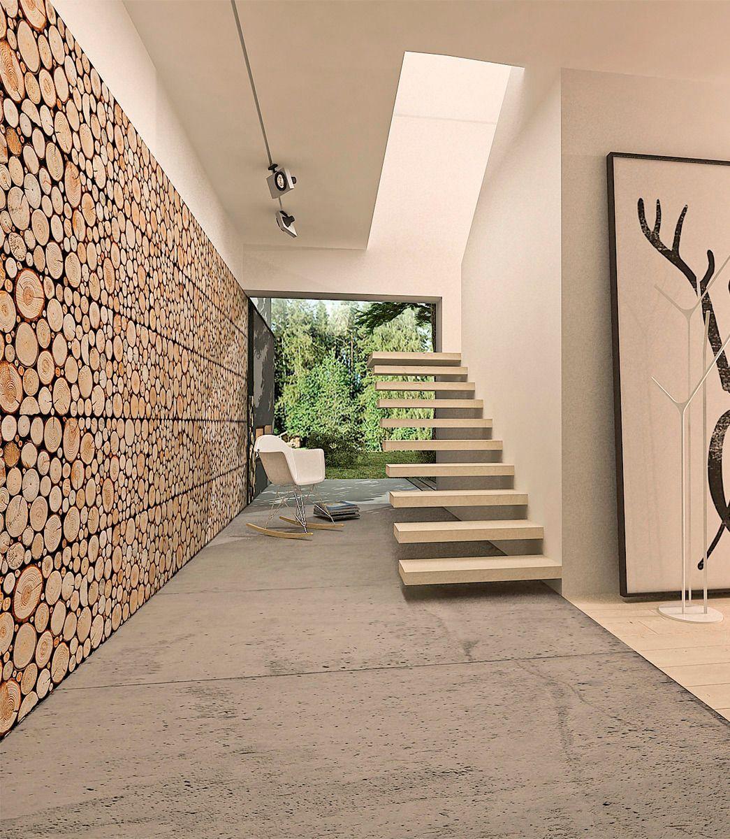 CELINA KLINKER Celina Klinker Echtholzpaneele »Pure Wood«
