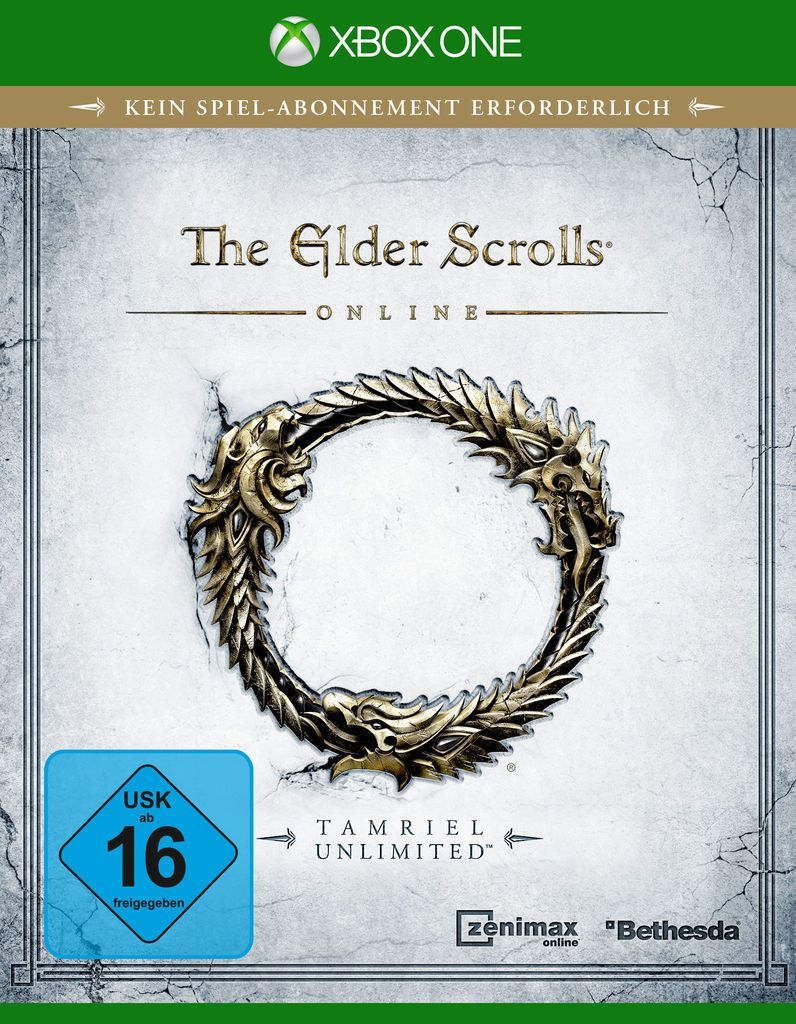 BETHESDA Bethesda XBOX One - Spiel »The Elder Scrolls Online: Tamriel Unlimited«