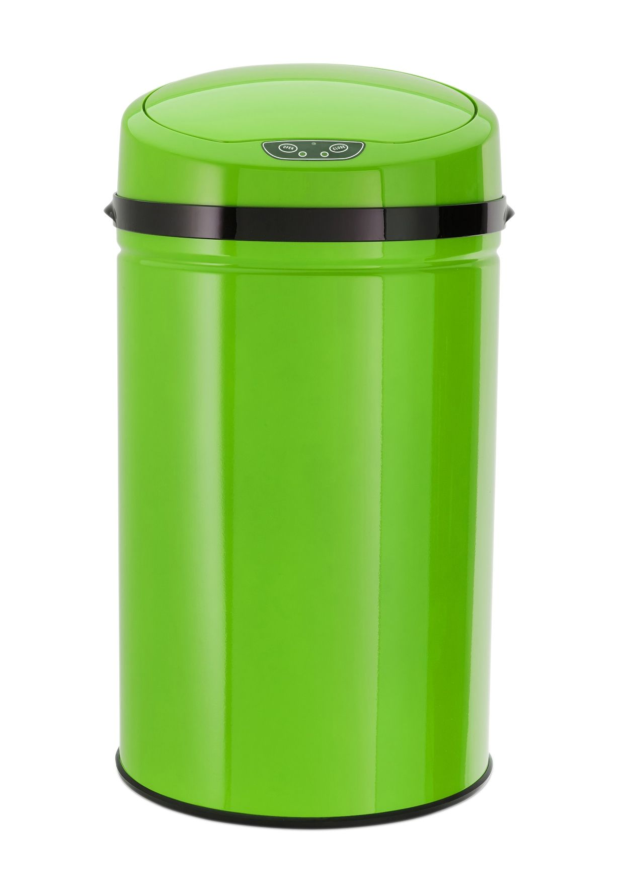 ECHTWERK Edelstahl-Abfalleimer mit Infrarotsensor, 30 Liter, »INOX LEMON«, Echtwerk