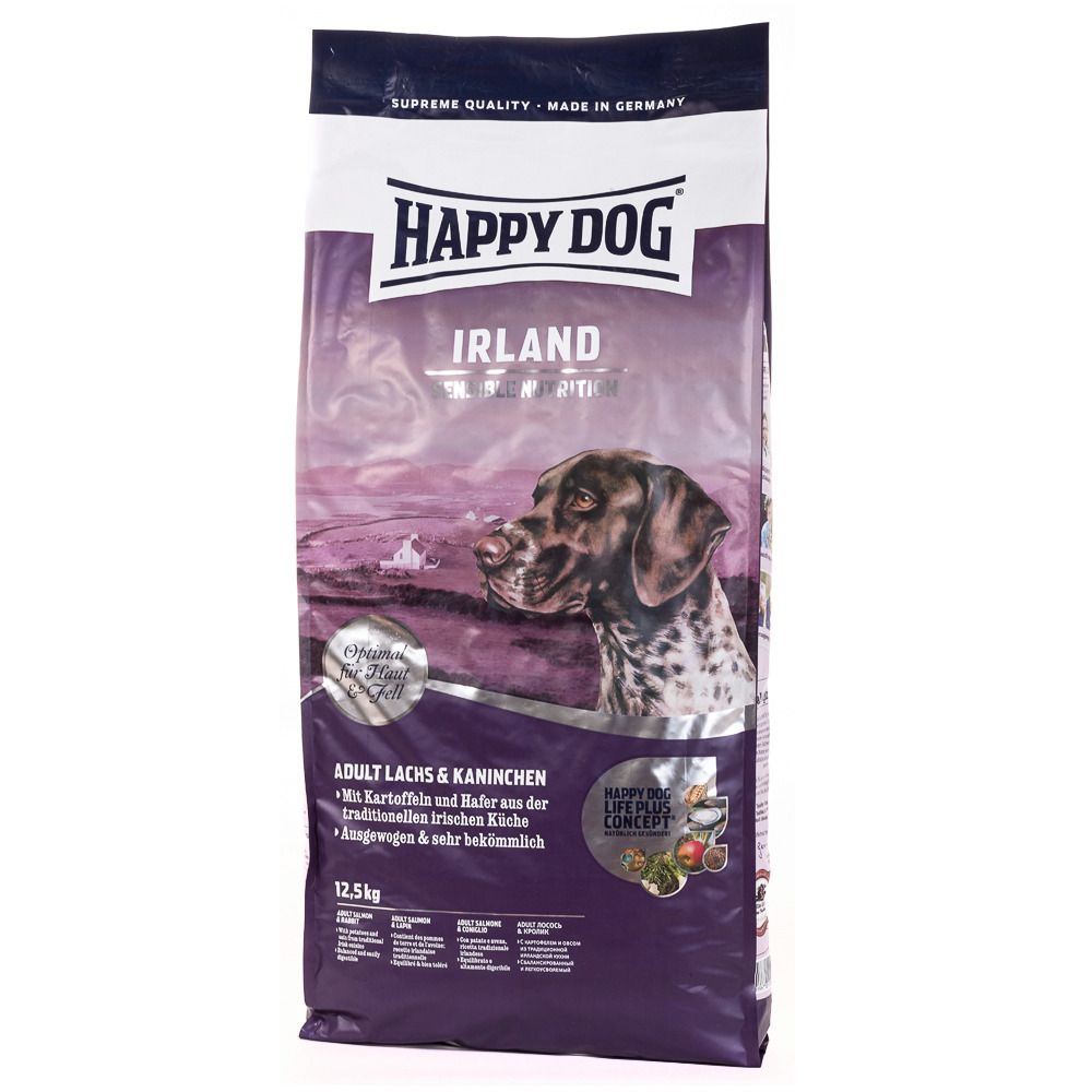 HAPPY DOG Hundetrockenfutter »Supreme Sensible Irland«, 12,5 kg