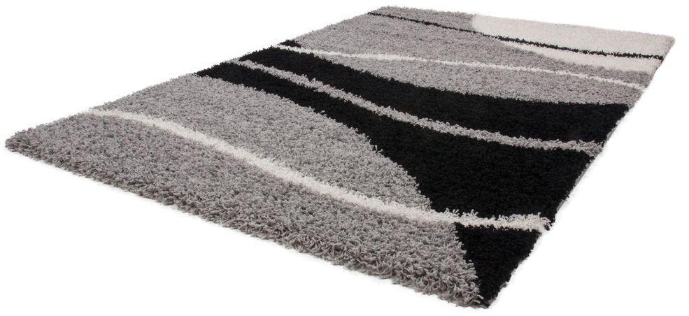 Hochflor-Teppich, Kayoom, »Twister 620«, Höhe 50 mm