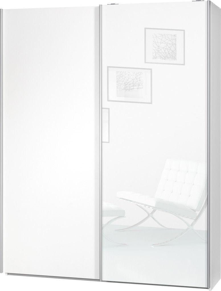CS SCHMAL Garderobenschrank, CS Schmal, »Soft Smart«, 150 cm breit inkl. Zubehör