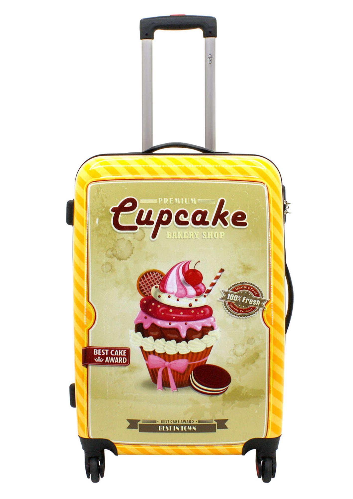 F23 ?, Trolley mit 4 Twisterrollen, »Cupcake«