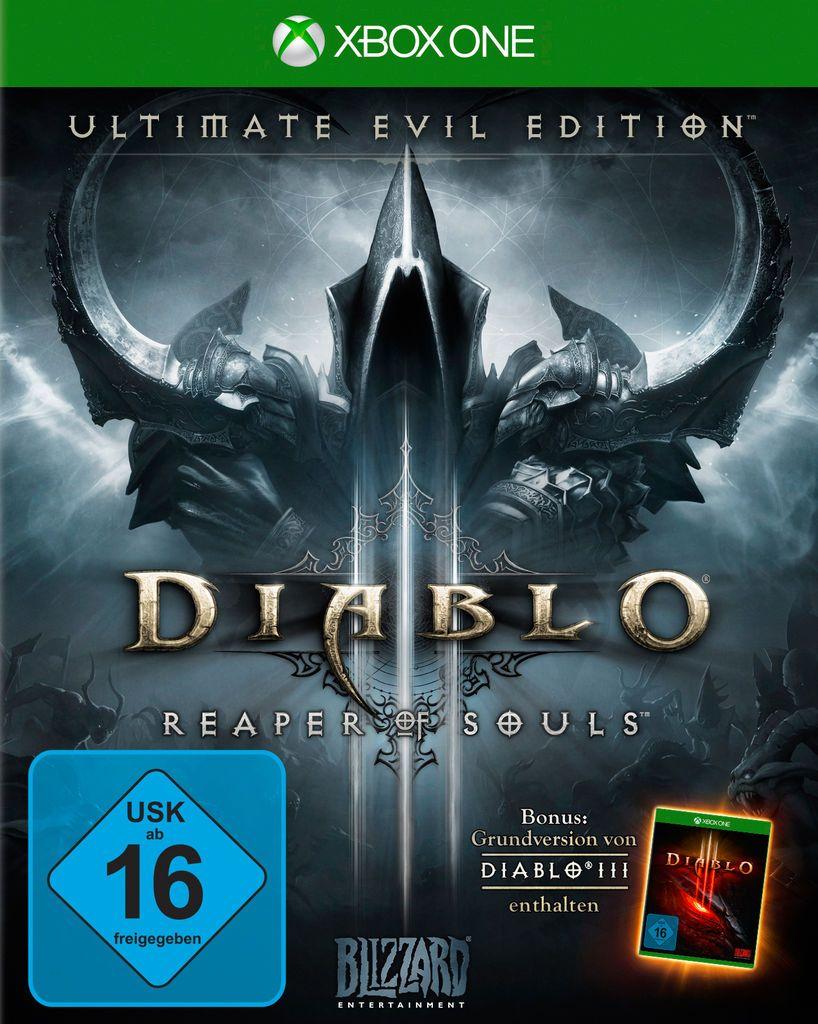 BLIZZARD Blizzard XBOX One - Spiel »Diablo 3 Ultimate Evil Edition«