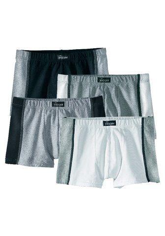 AUTHENTIC UNDERWEAR LE JOGGER Authentic Underwear, Boxer (8 Stück), sportiver Style aus elastischer Baumwoll-Stretch-Qualität