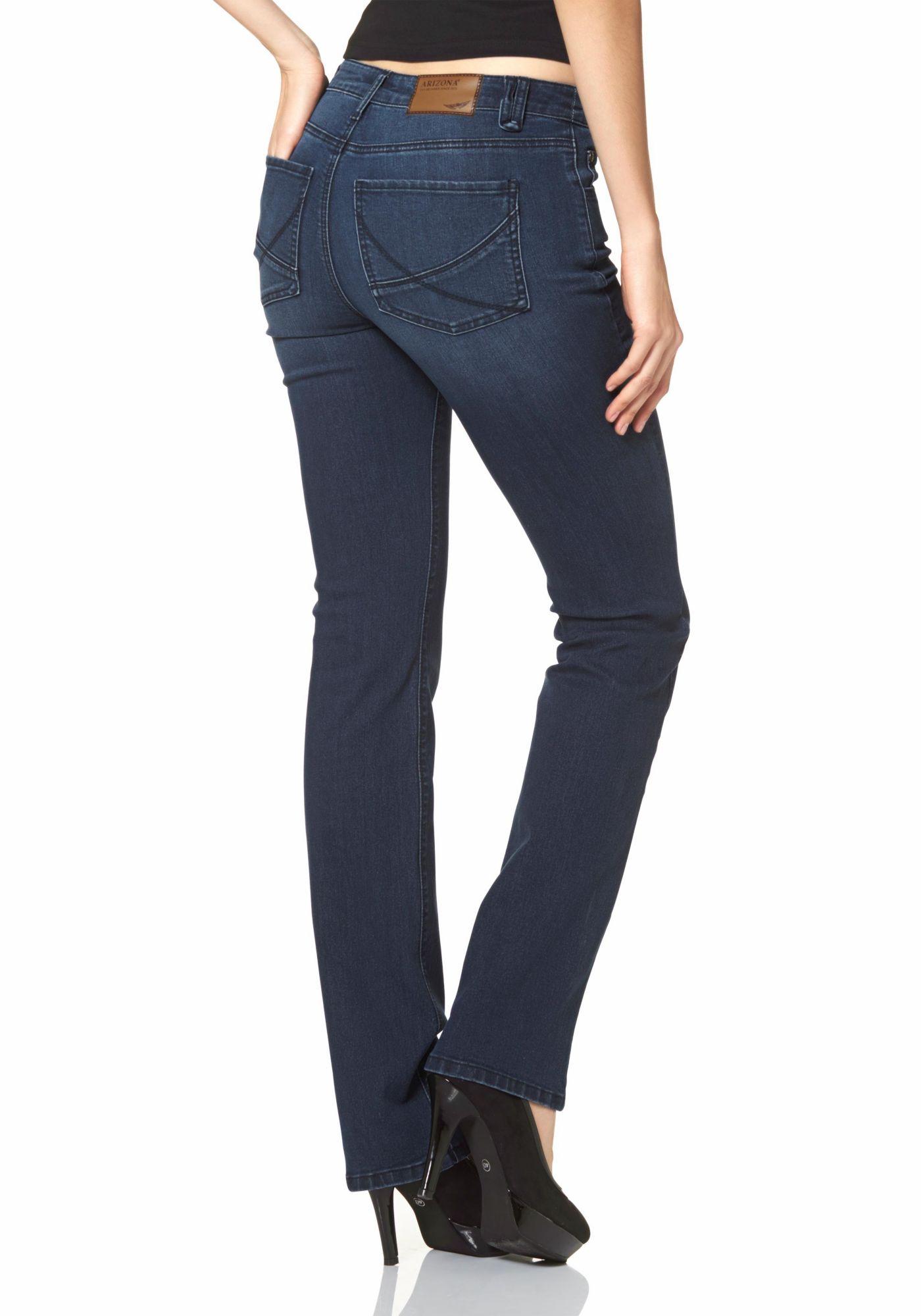 ARIZONA Arizona Gerade Jeans »Nathalie«