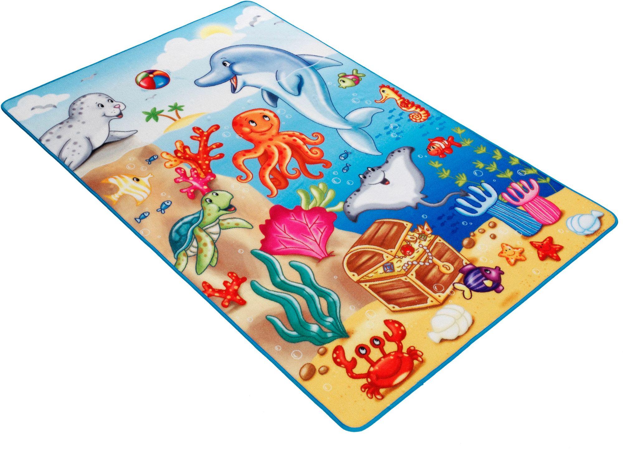 BÖING CARPET Kinder-Teppich, Böing Carpet, »Lovely Kids LK-7«