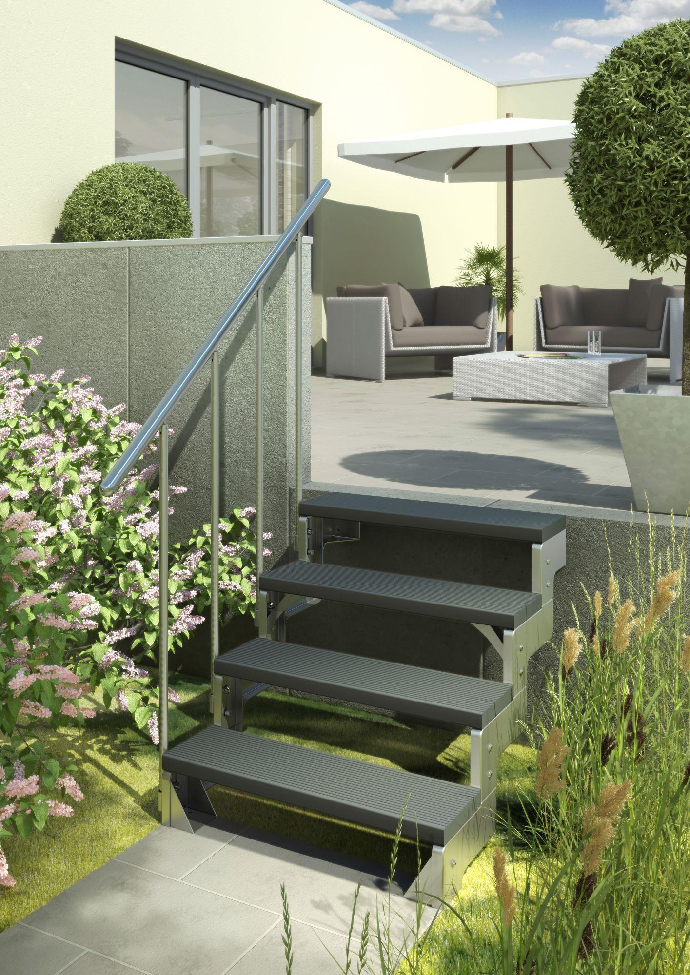 DOLLE Dolle Außentreppe »Gardentop«