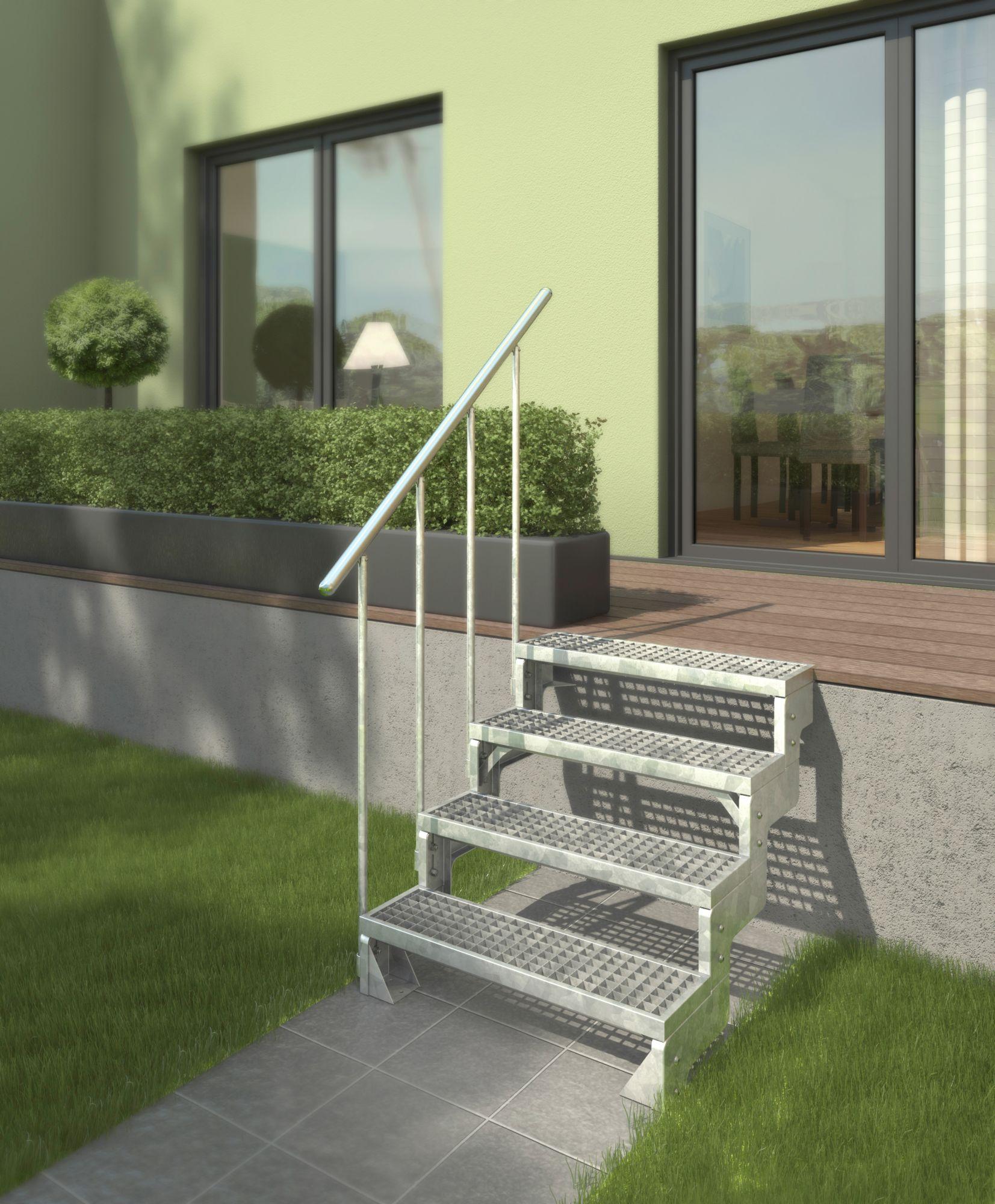 DOLLE Dolle Gitterroststufe »Gardentop, 100 cm Breite«