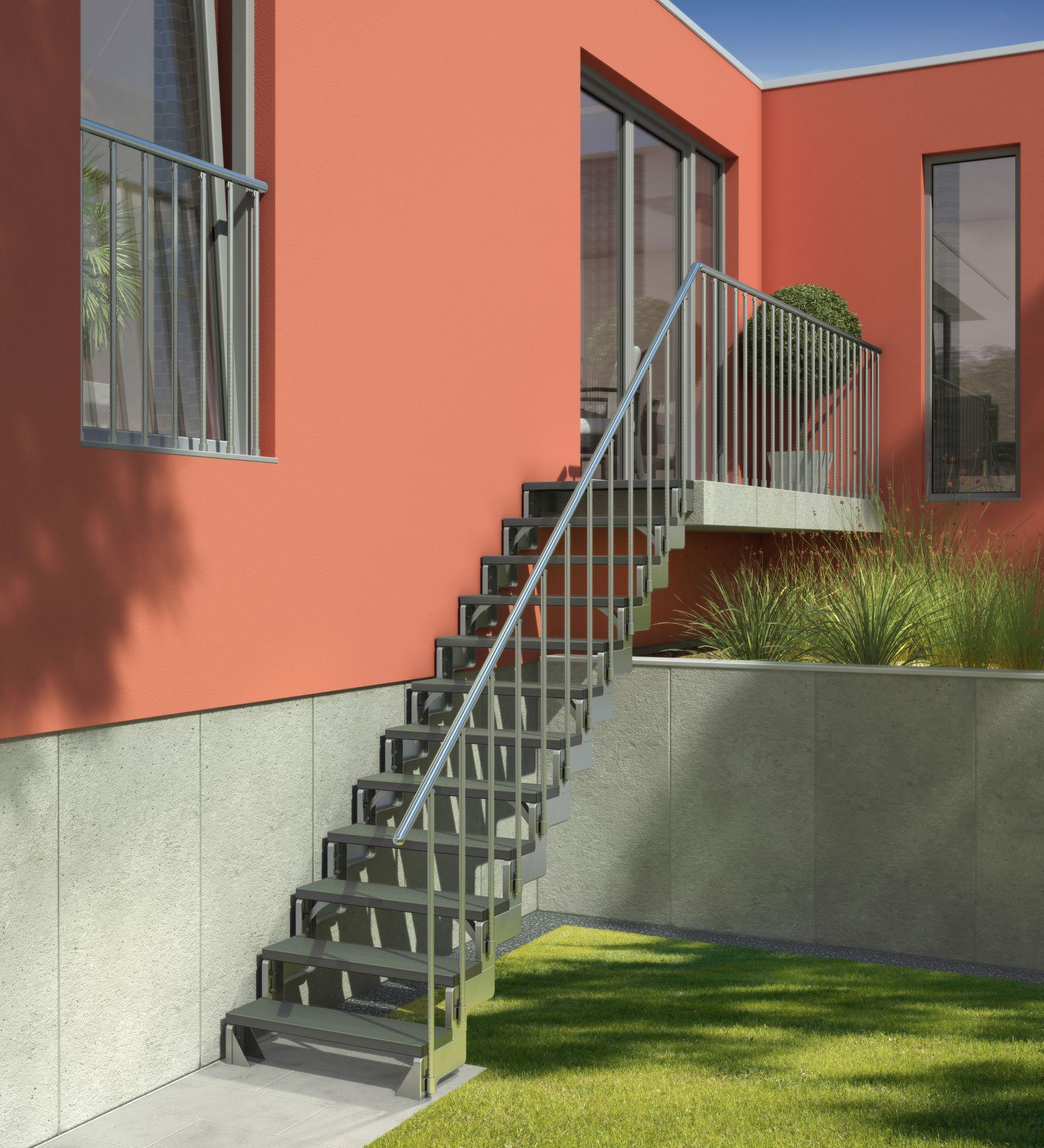 DOLLE Dolle Treppengeländer »Gardentop Set 3«