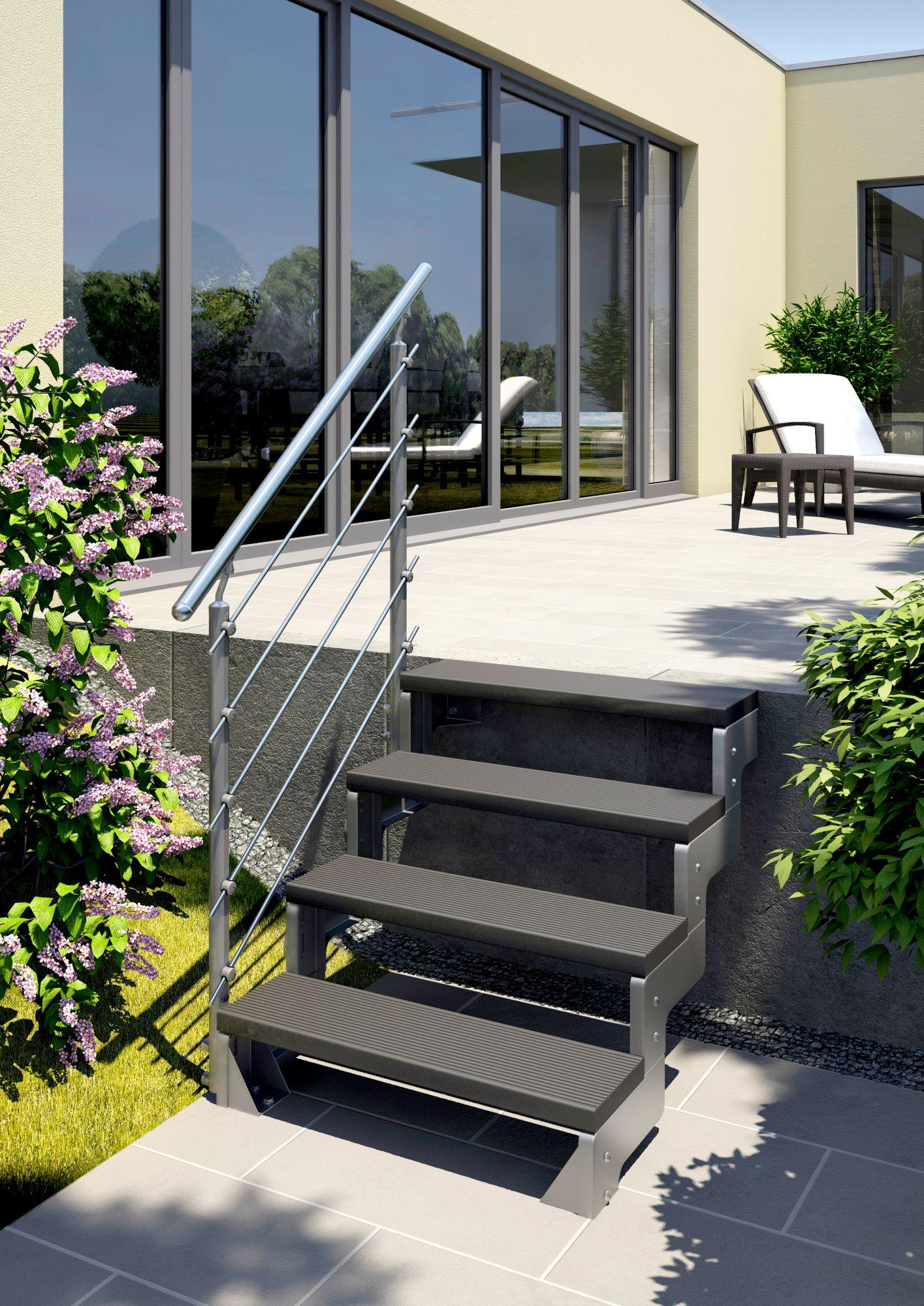 DOLLE Dolle Treppengeländer »Gardentop Set 4«