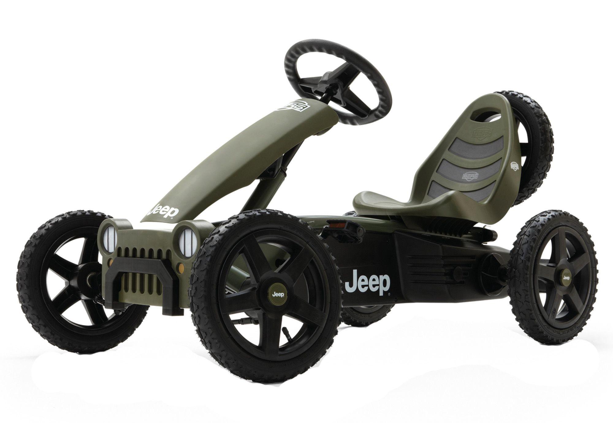 BERG  Go-Kart, »Jeep® Adventure«