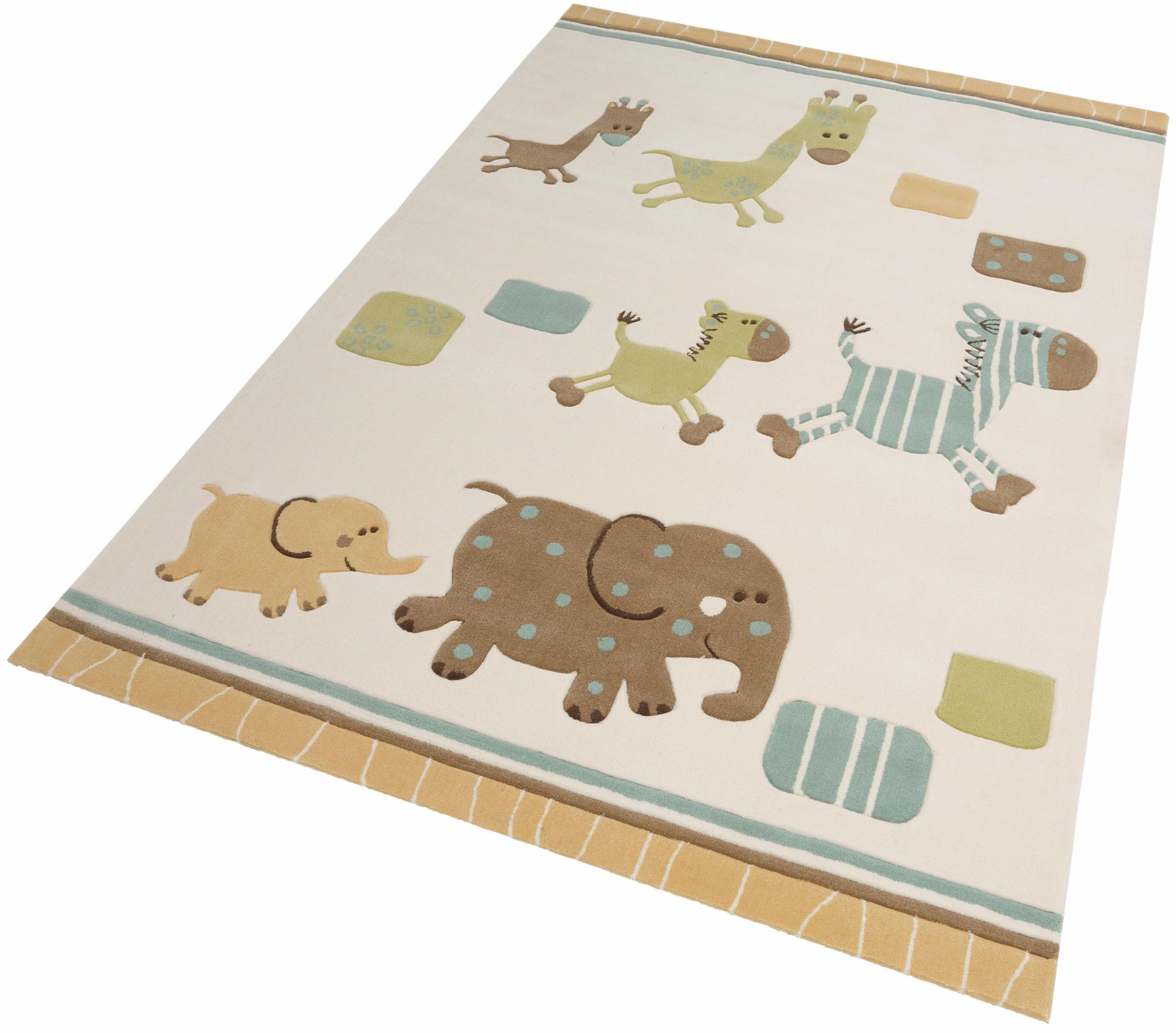 ESPRIT HOME Kinder-Teppich, Esprit, »Kids Collection2«, handgetuftet