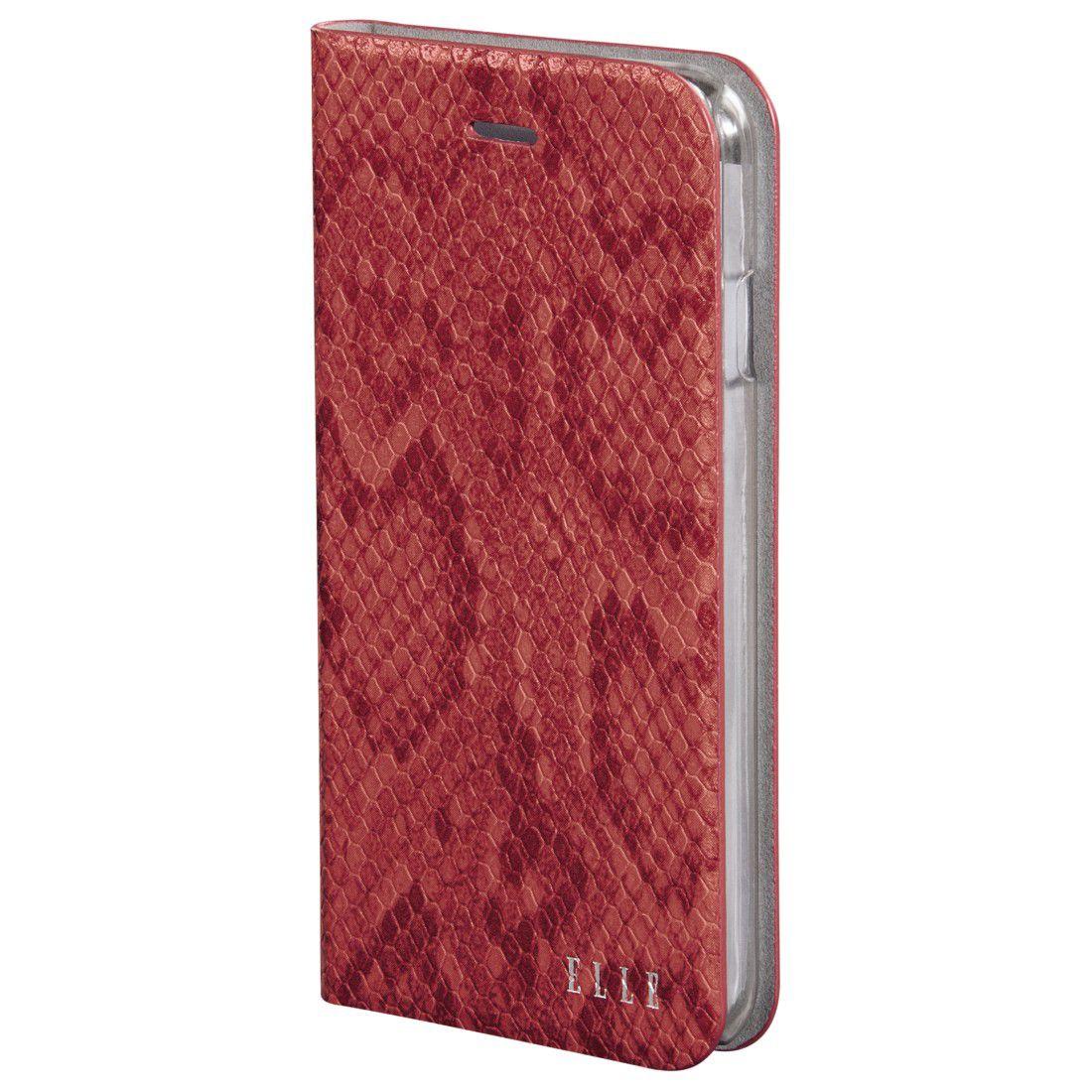 ELLE  Booklet Snake für Samsung Galaxy S5 (Neo), Rot