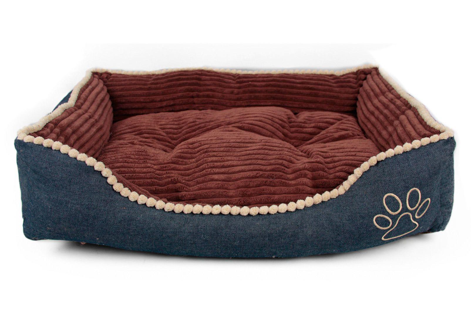 HEIM Hunde-Bett »Jeanstrend«