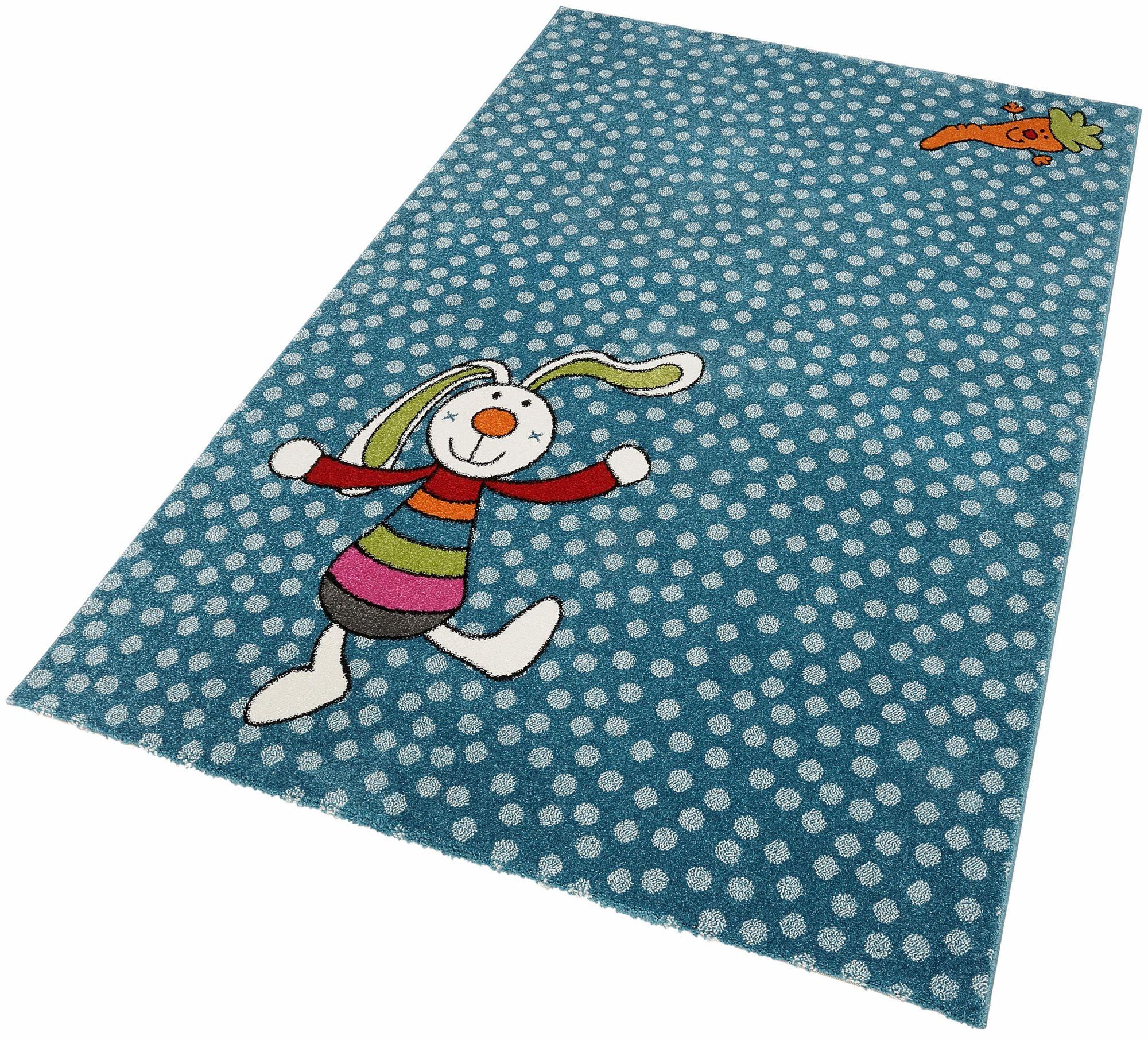 Kinder-Teppich, Sigikid, »Rainbow Rabbit«