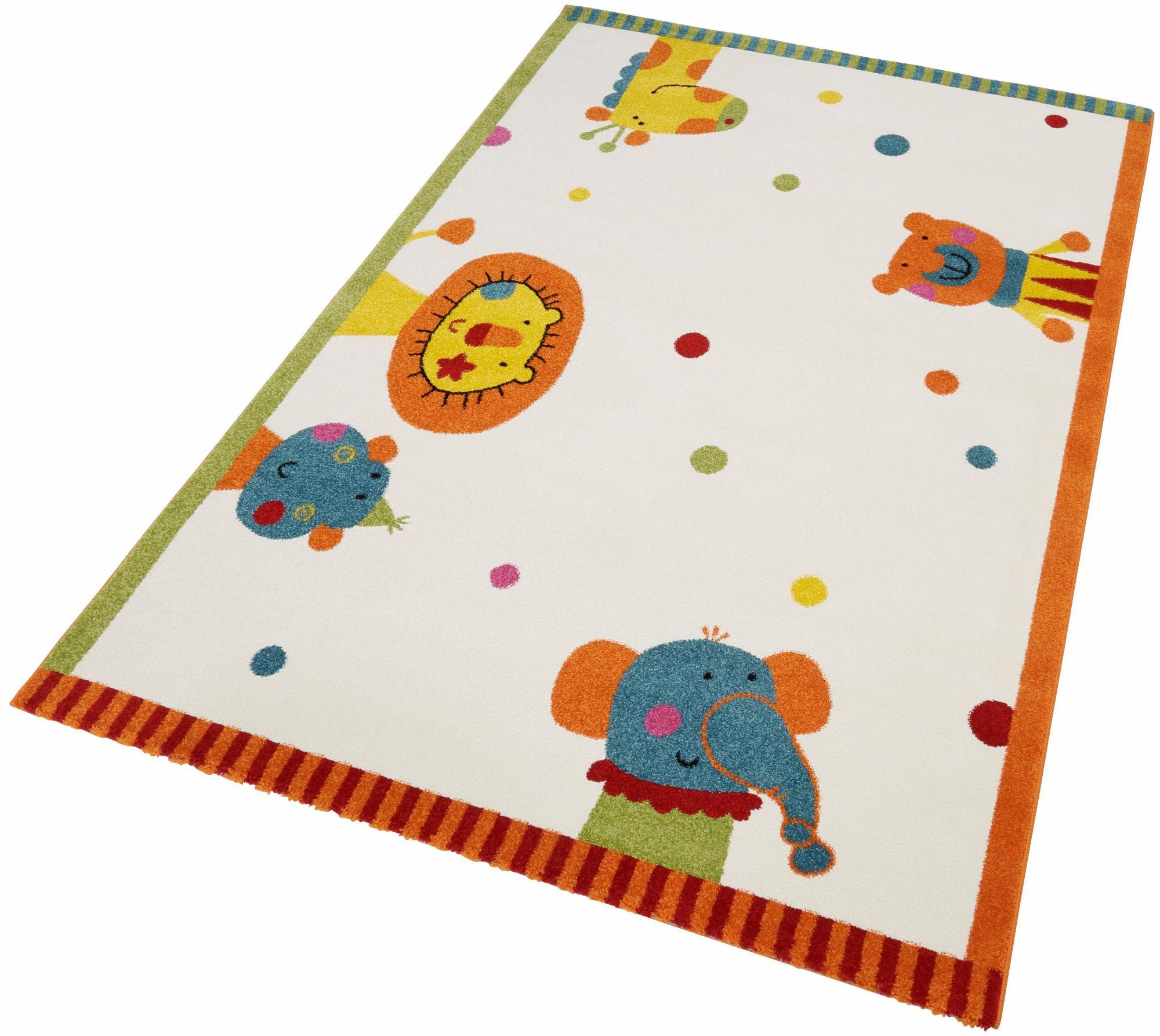 Kinder-Teppich, Sigikid, »Animal Festival«, gewebt
