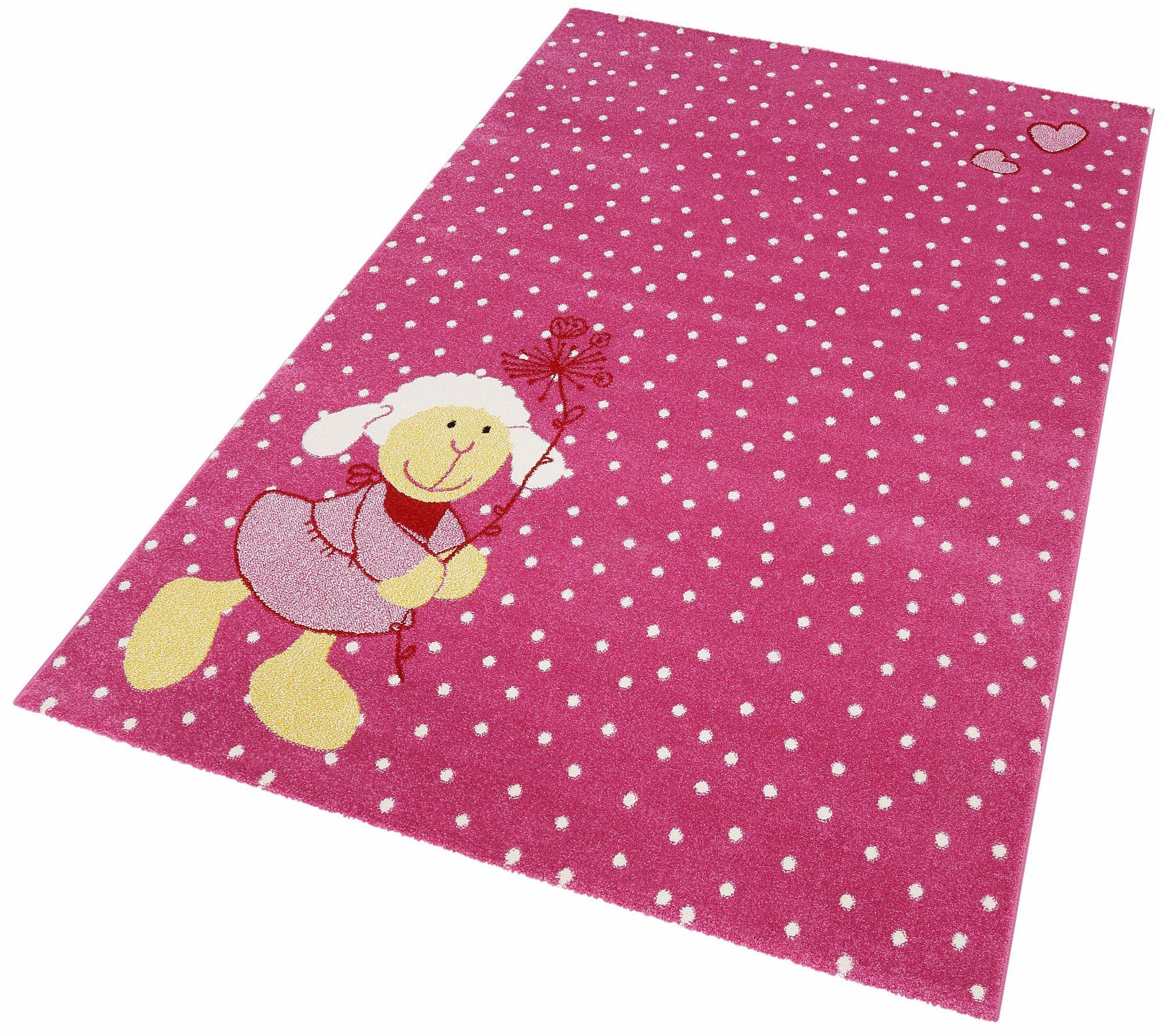 Kinder-Teppich, Sigikid, »Schnuggi«, gewebt