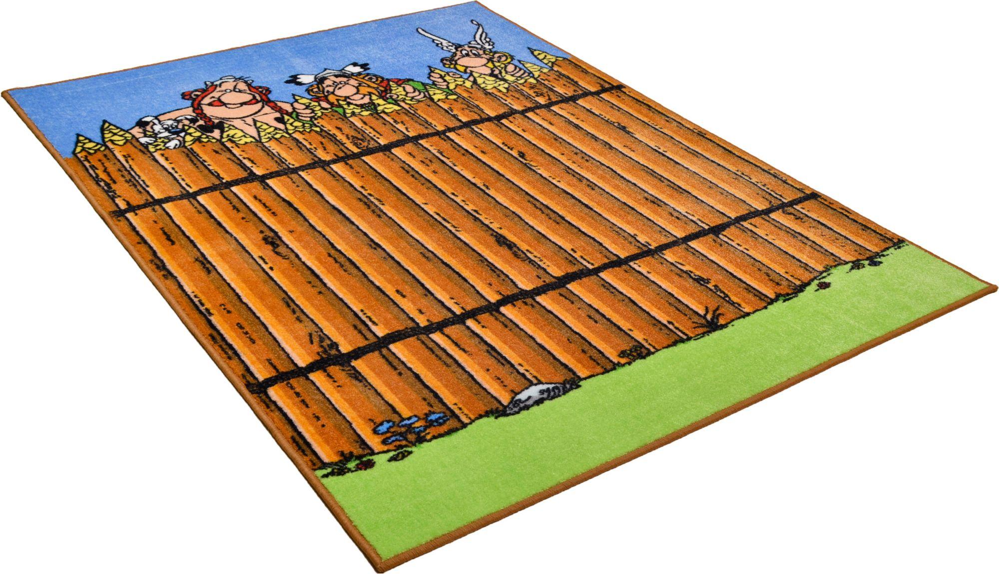 ASTERIX Kinder-Teppich, Asterix, »Die Mauer der Gallier«