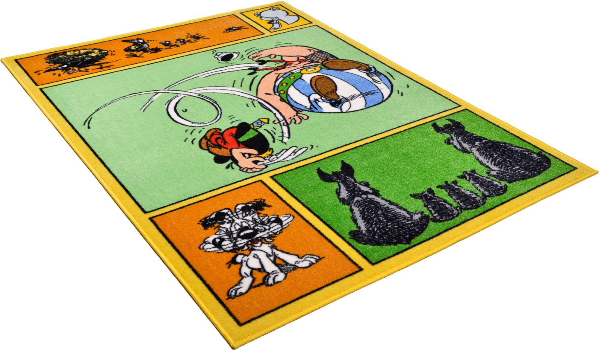 ASTERIX Kinder-Teppich, Asterix, »Das kleine Comic«