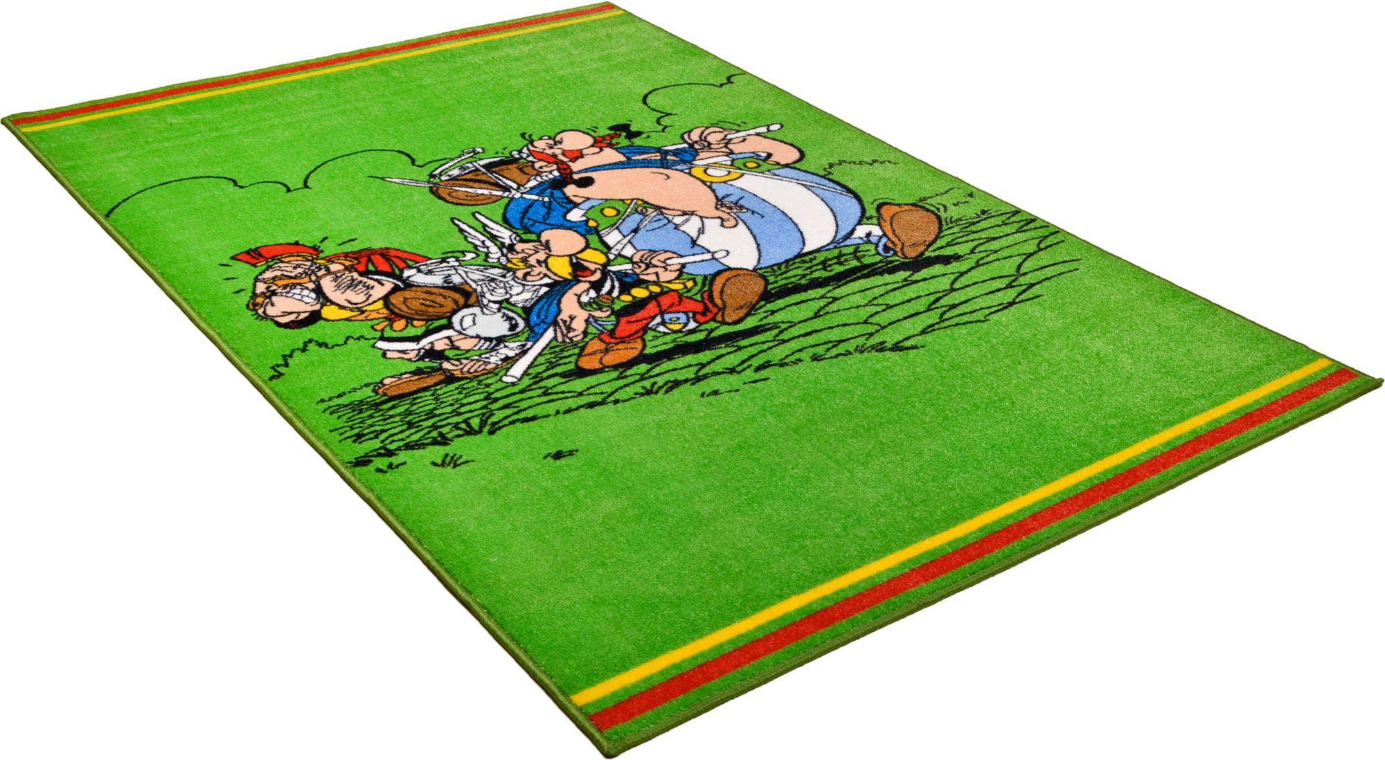 ASTERIX Kinder-Teppich, Asterix, »Sieg gegen die Römer«